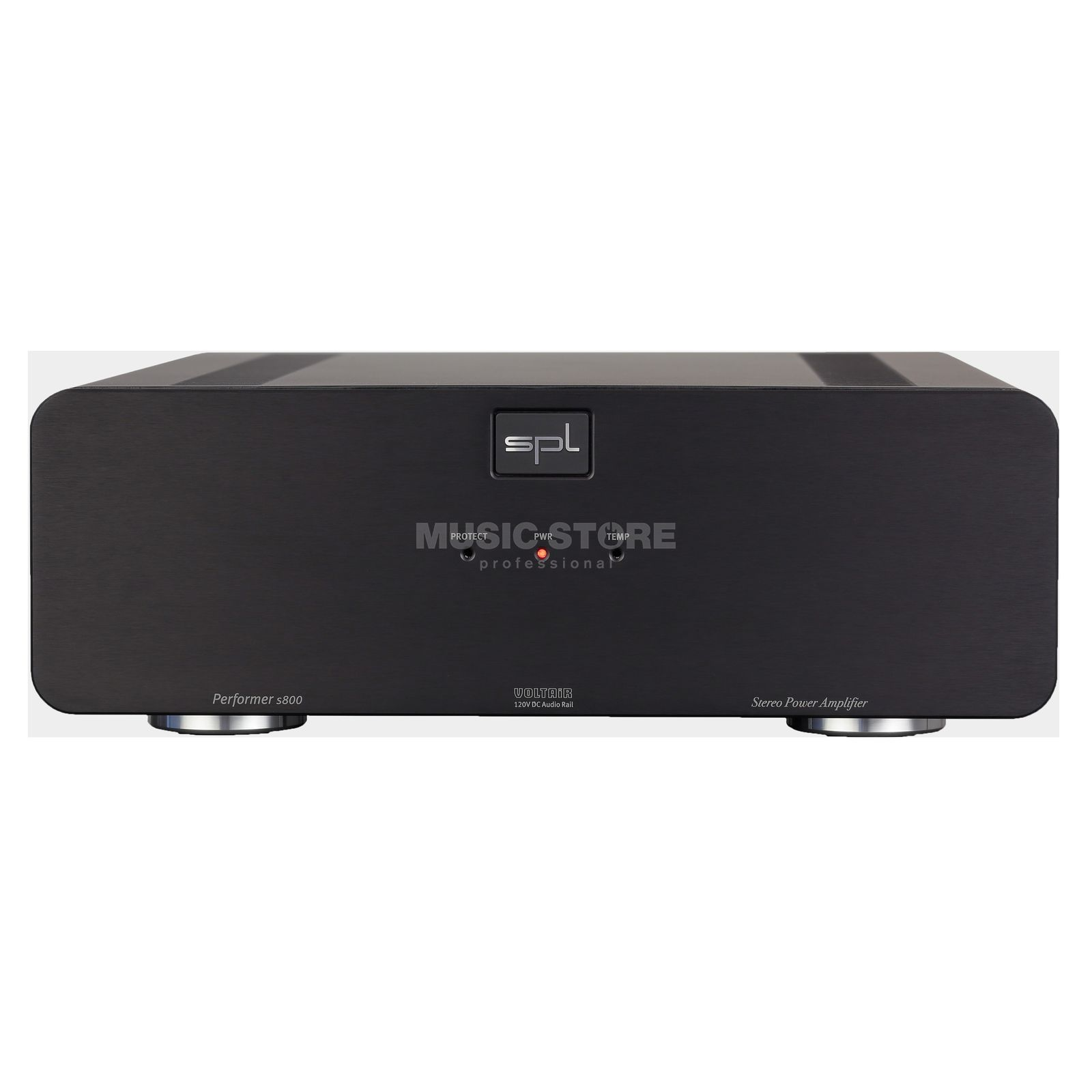 SPL Electronics Pro-Fi Performer S800 black High-End Stereo-Endstufe Productafbeelding