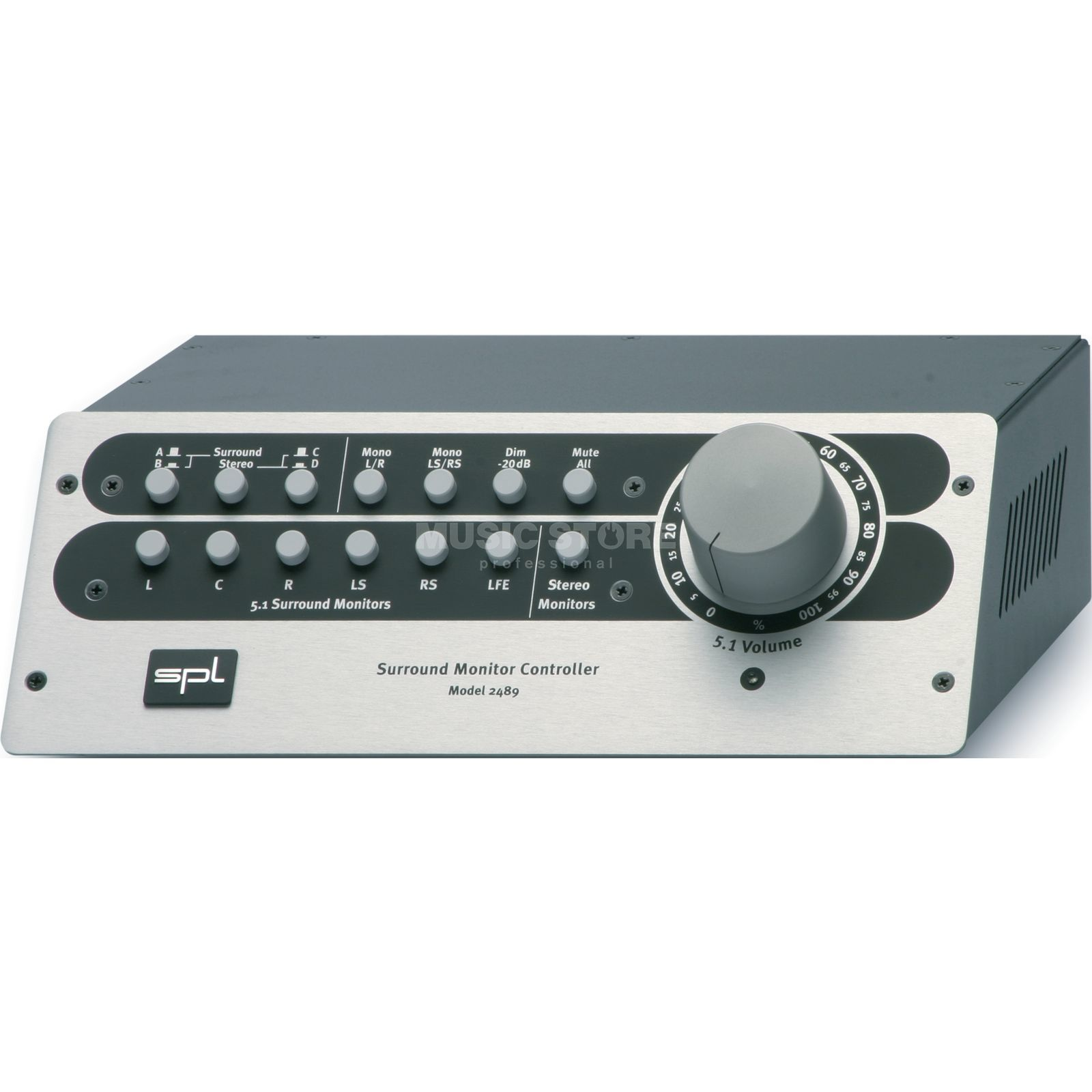 SPL Electronics SMC Controller 5.1+Stereo In/Out Produktbild
