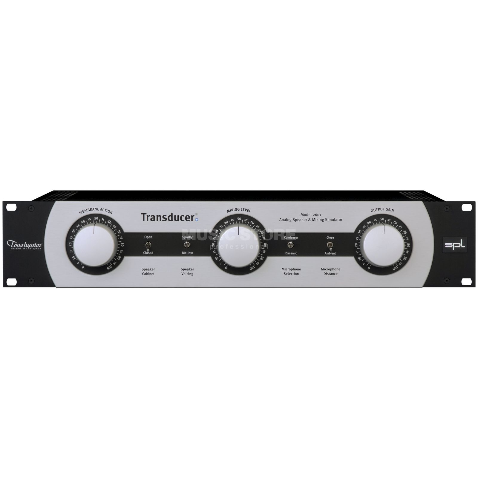 SPL Electronics TRANSDUCER Speaker Simulator - DV247