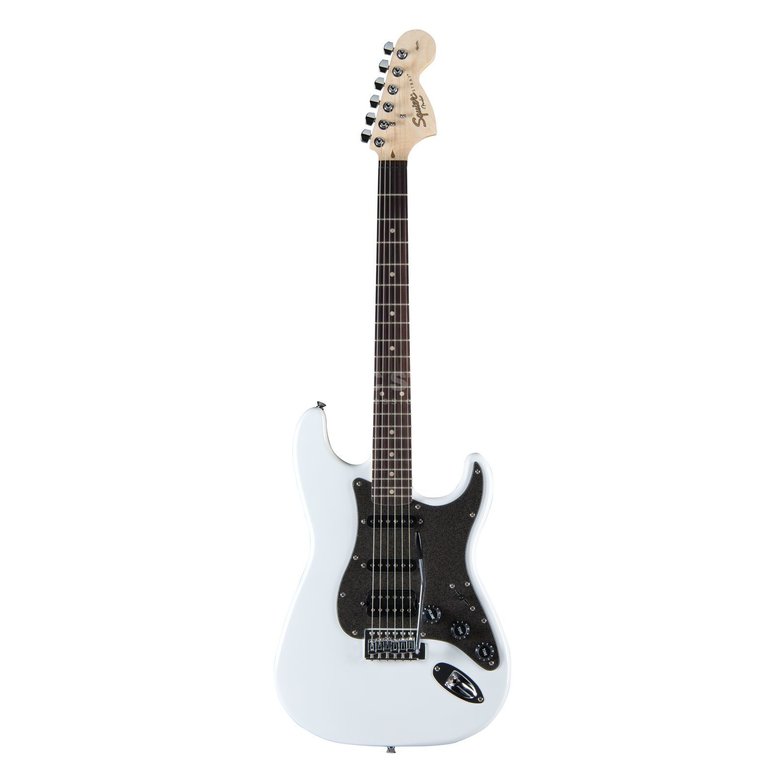Squier by Fender Affinity Series Stratocaster HSS RW Olympic White Produktbild