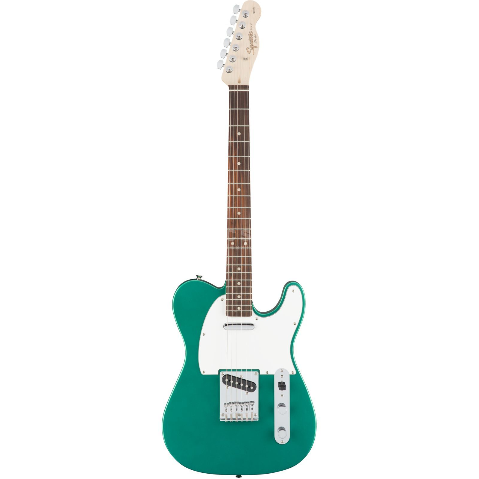 Squier by Fender Affinity Series Telecaster RW Race Green Produktbild