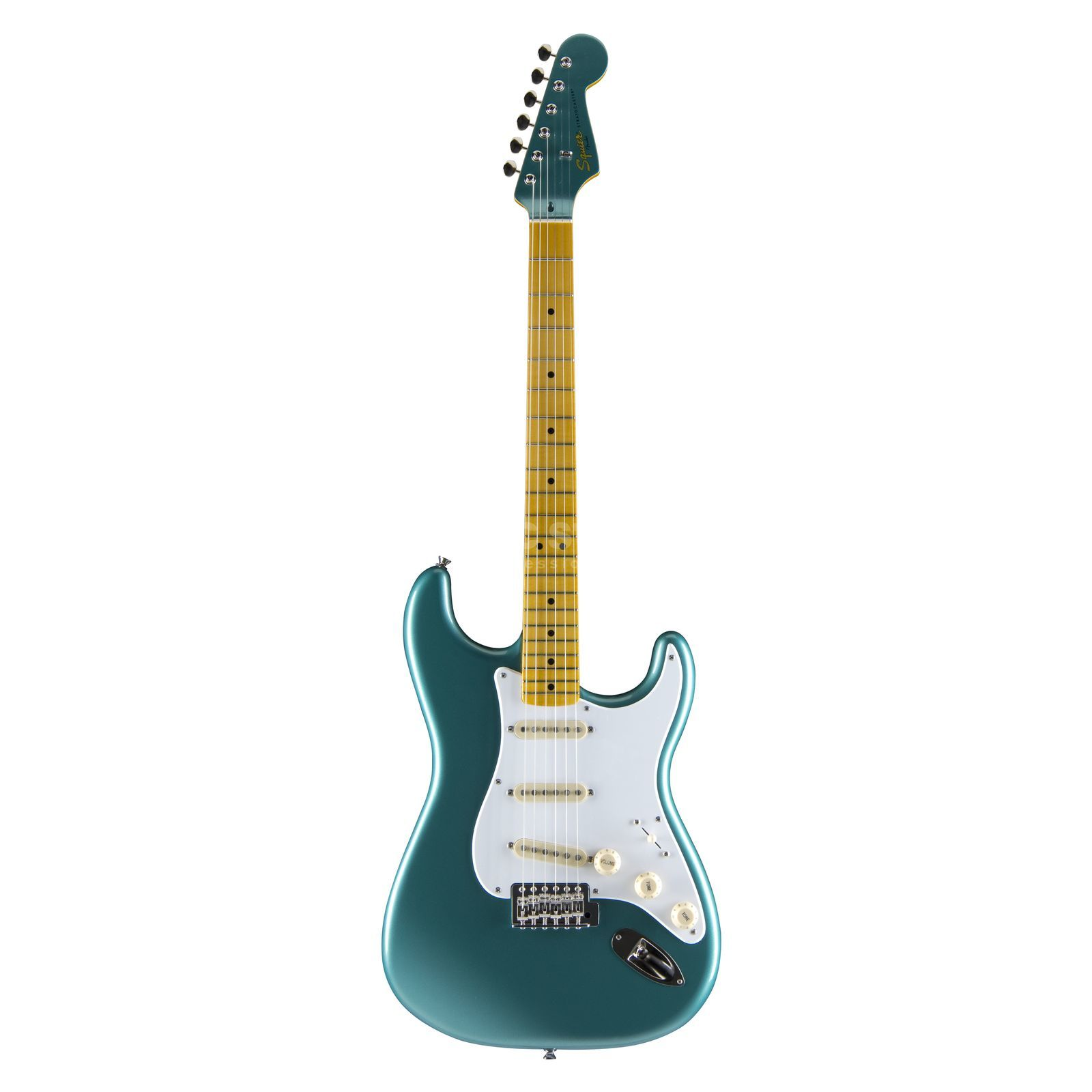Squier by Fender Classic Vibe '50s Strat MN Sherwood Green Metallic Produktbillede
