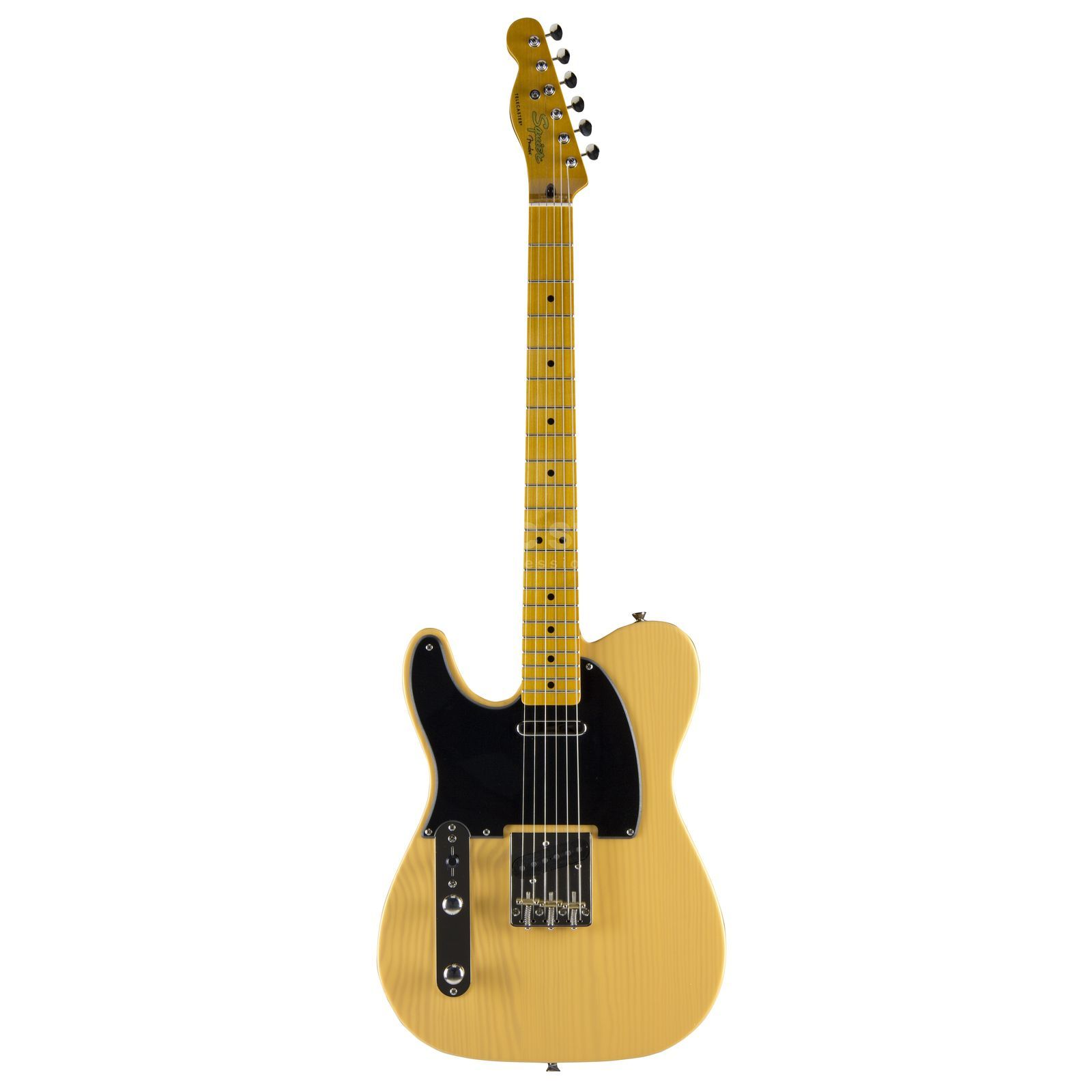 Squier by Fender Classic Vibe Telecaster '50 MN Butterscotch Blonde Lefthand Produktbild