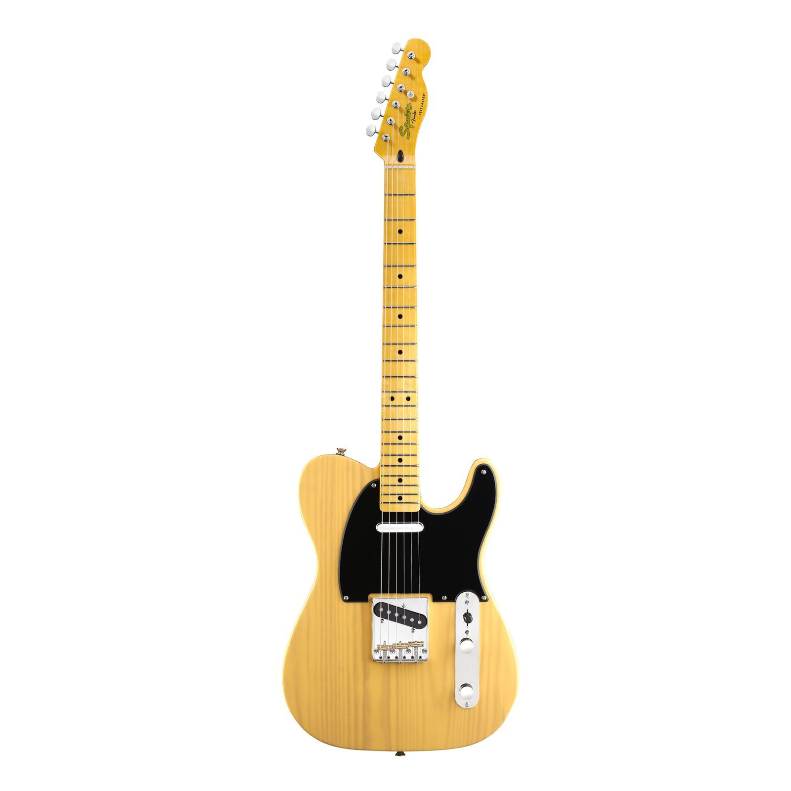 Squier by Fender Classic Vibe Telecaster 50s El ectric Guitar   Produktbillede