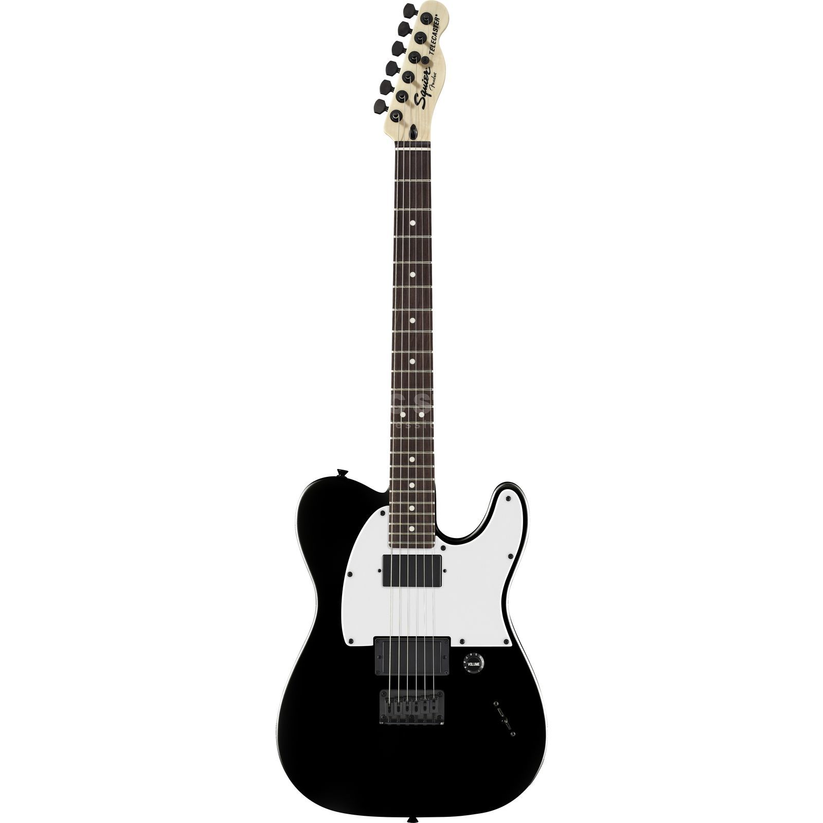 Squier by Fender Jim Root Tele RW Flat Black Produktbild