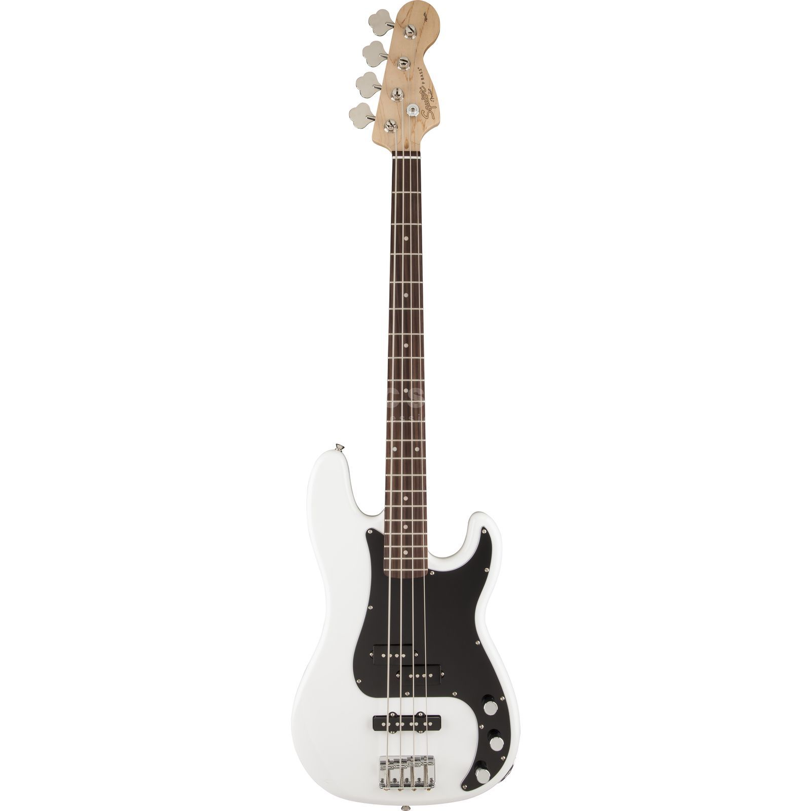 Squier by Fender Squier Affinity PJ Bass RW OWT  Olympic White Produktbillede
