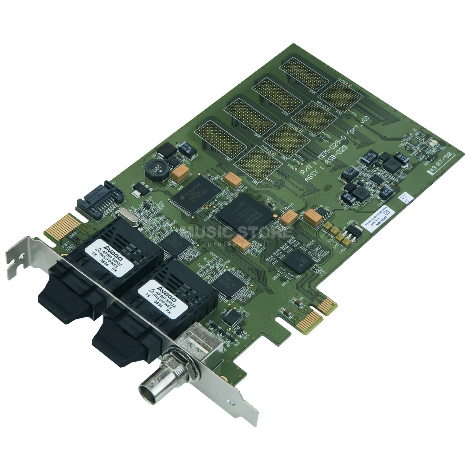 SSL Solid State Logic MadiXtreme 128 Multichannel PCIe Audio Card Produktbillede