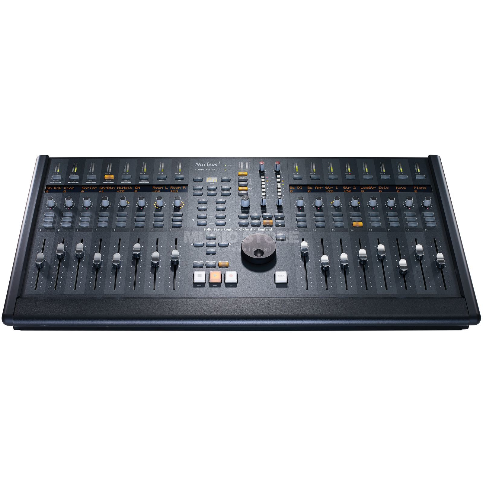 SSL Solid State Logic Nucleus 2 dark Controller + Interface Produktbild