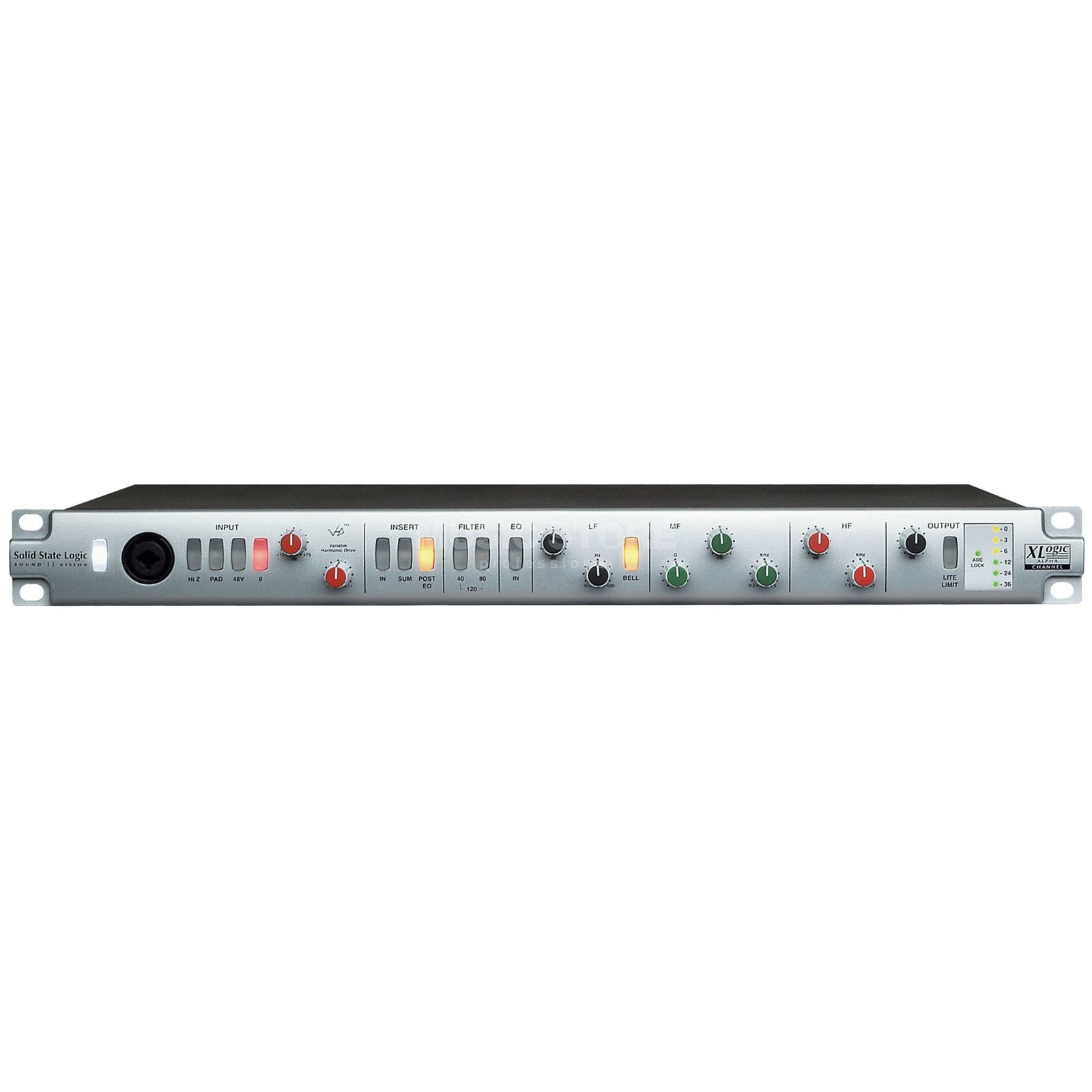 SSL Solid State Logic XLogic Alpha Channel  Produktbild