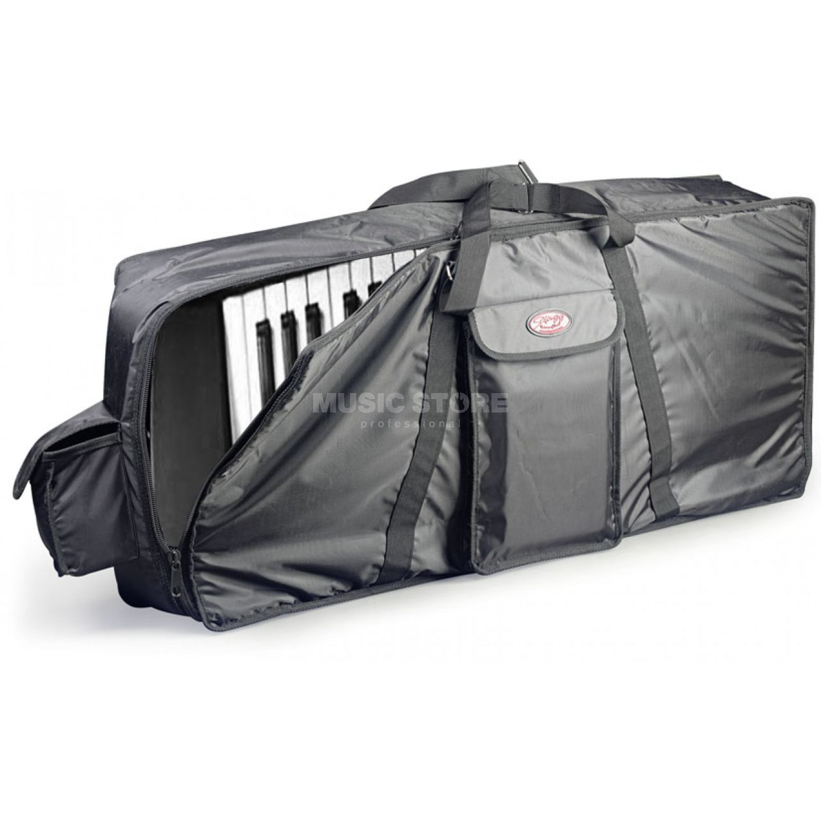 Stagg Keyboard Bag K10-115 (KC23) 112cm x 47cm x 17 cm (10 mm) Produktbillede