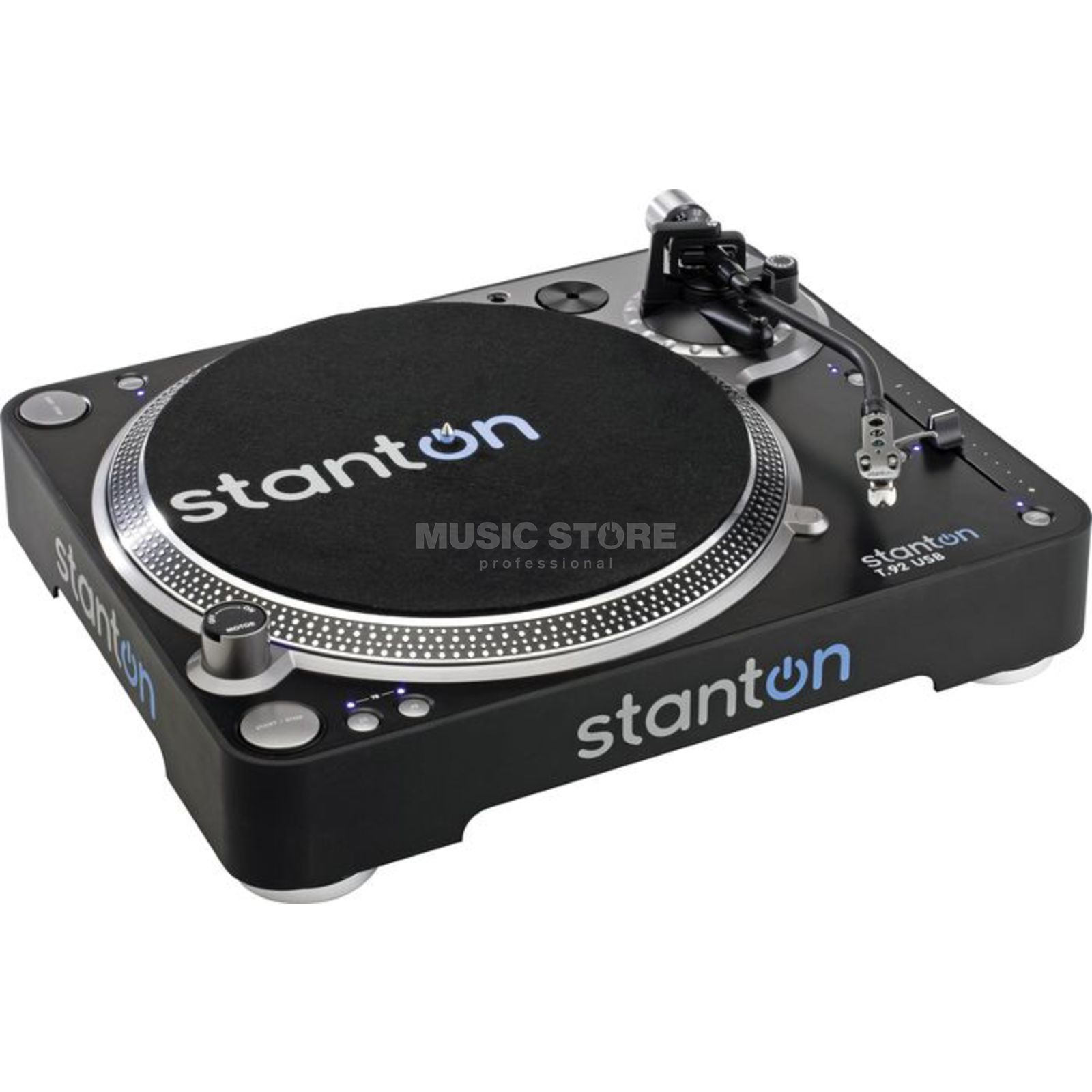 Stanton T.92 USB Turntable incl. Cakewalk Pyro 5 Software Immagine prodotto