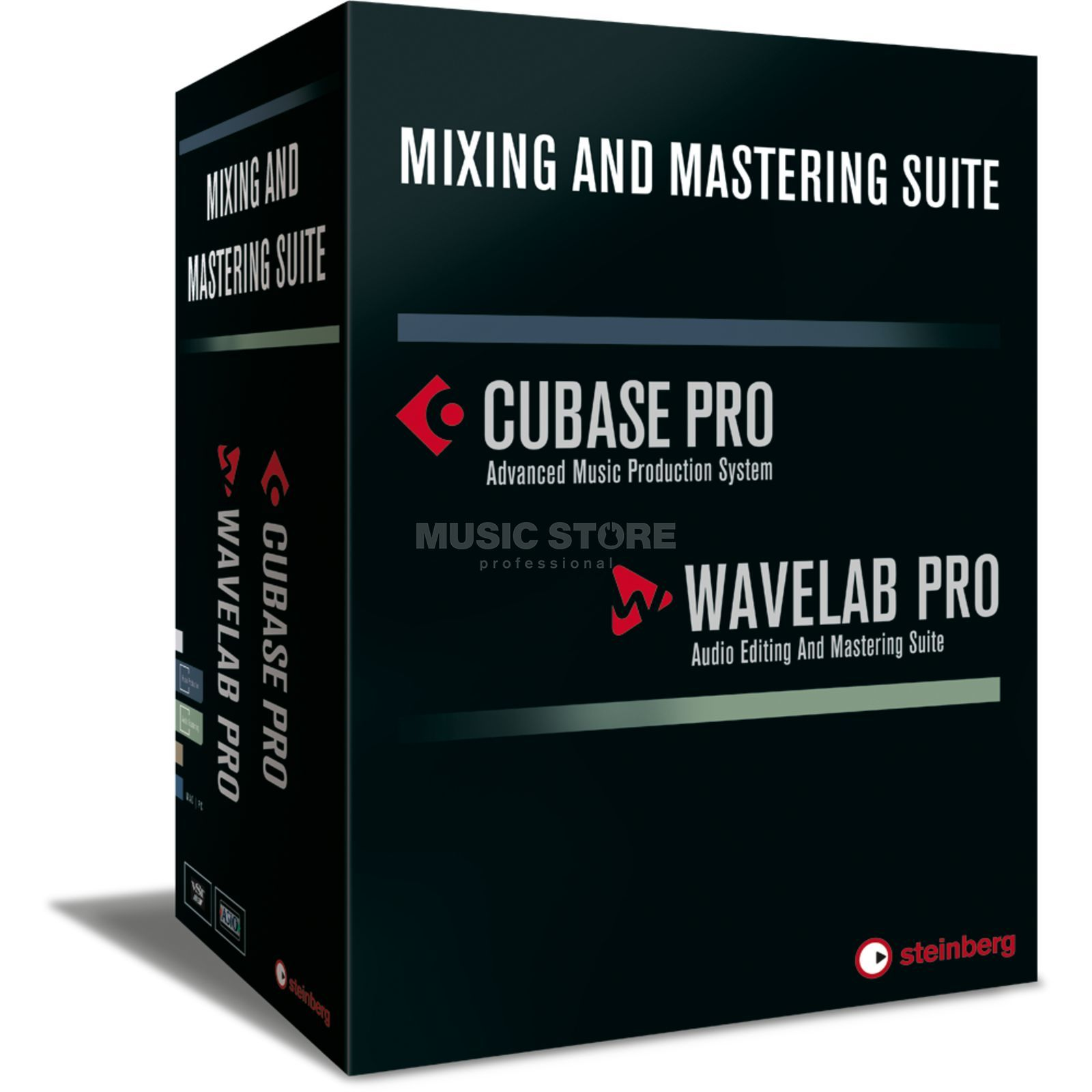 Steinberg Mixing and Mastering Suite Product Image