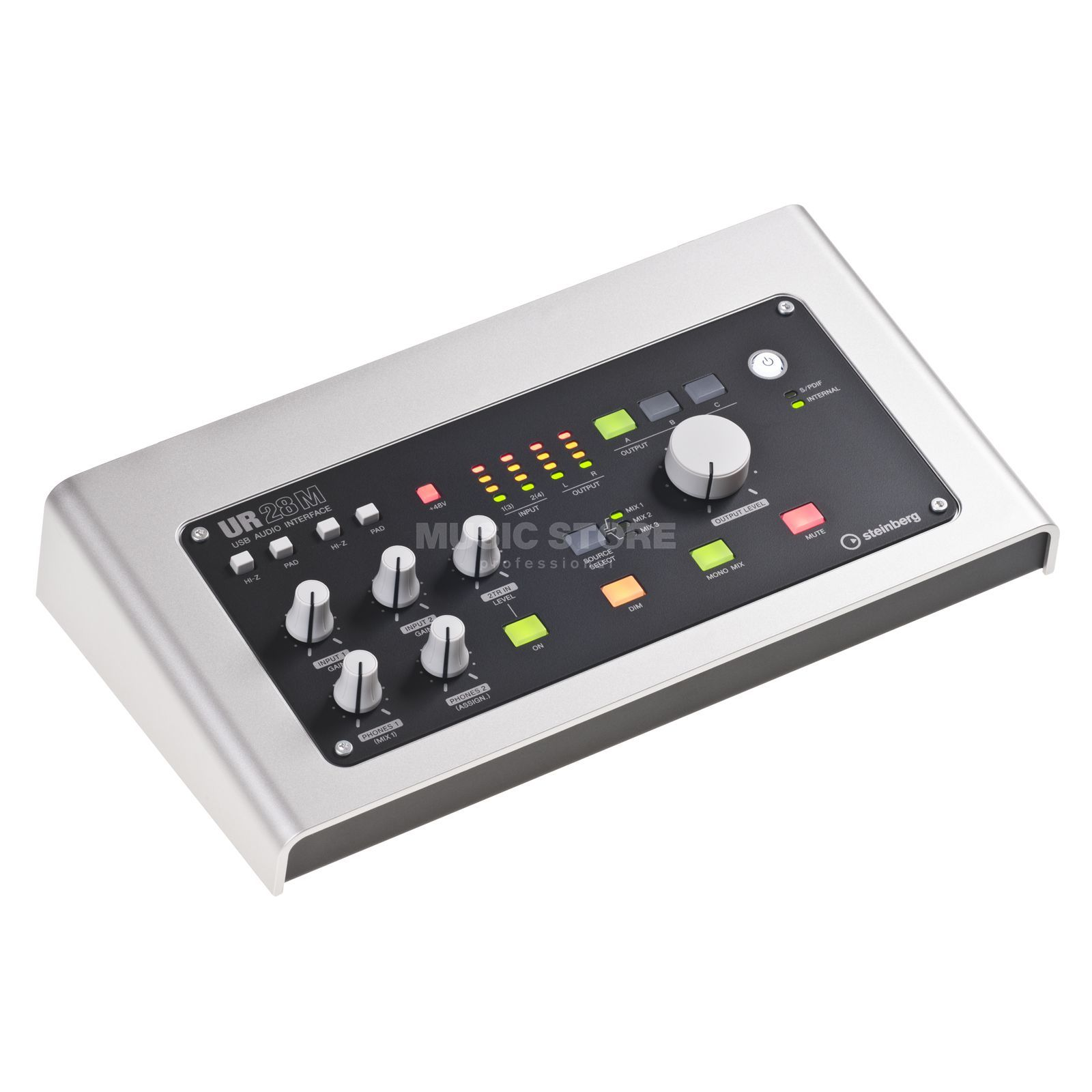 Steinberg UR28M USB Audio Interface    Εικόνα προιόντος