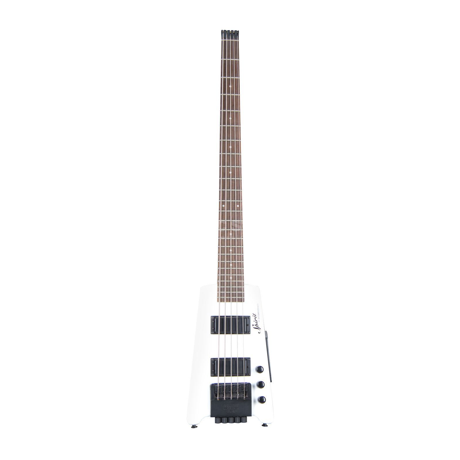 Steinberger Spirit XT-25 Standard Bass WH White, incl. Funda Imagen del producto