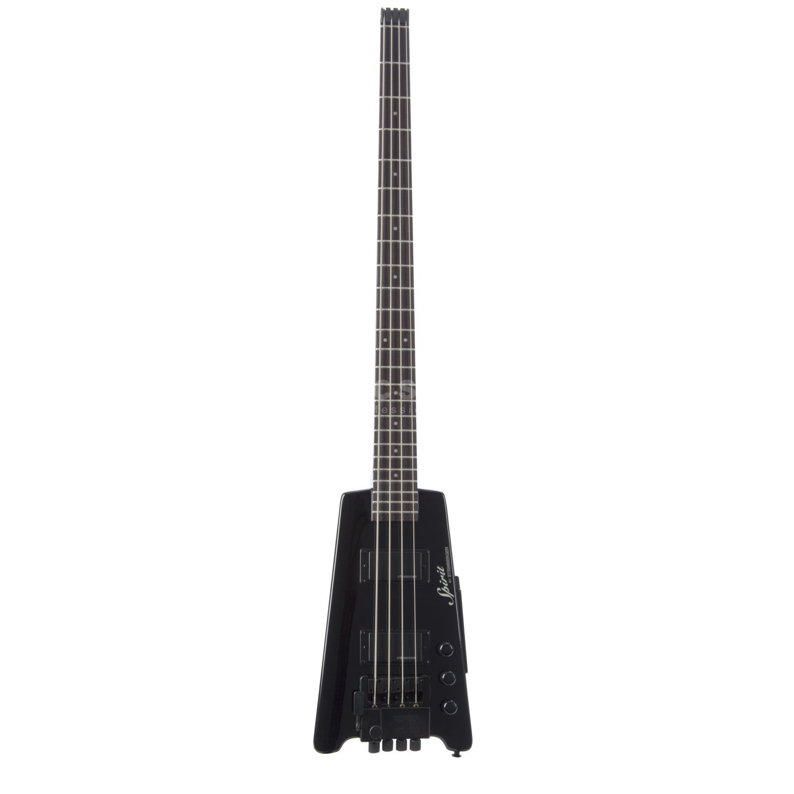 Steinberger XT-2DB Standard Bass BK Black, incl. Deluxe Gig bag Изображение товара