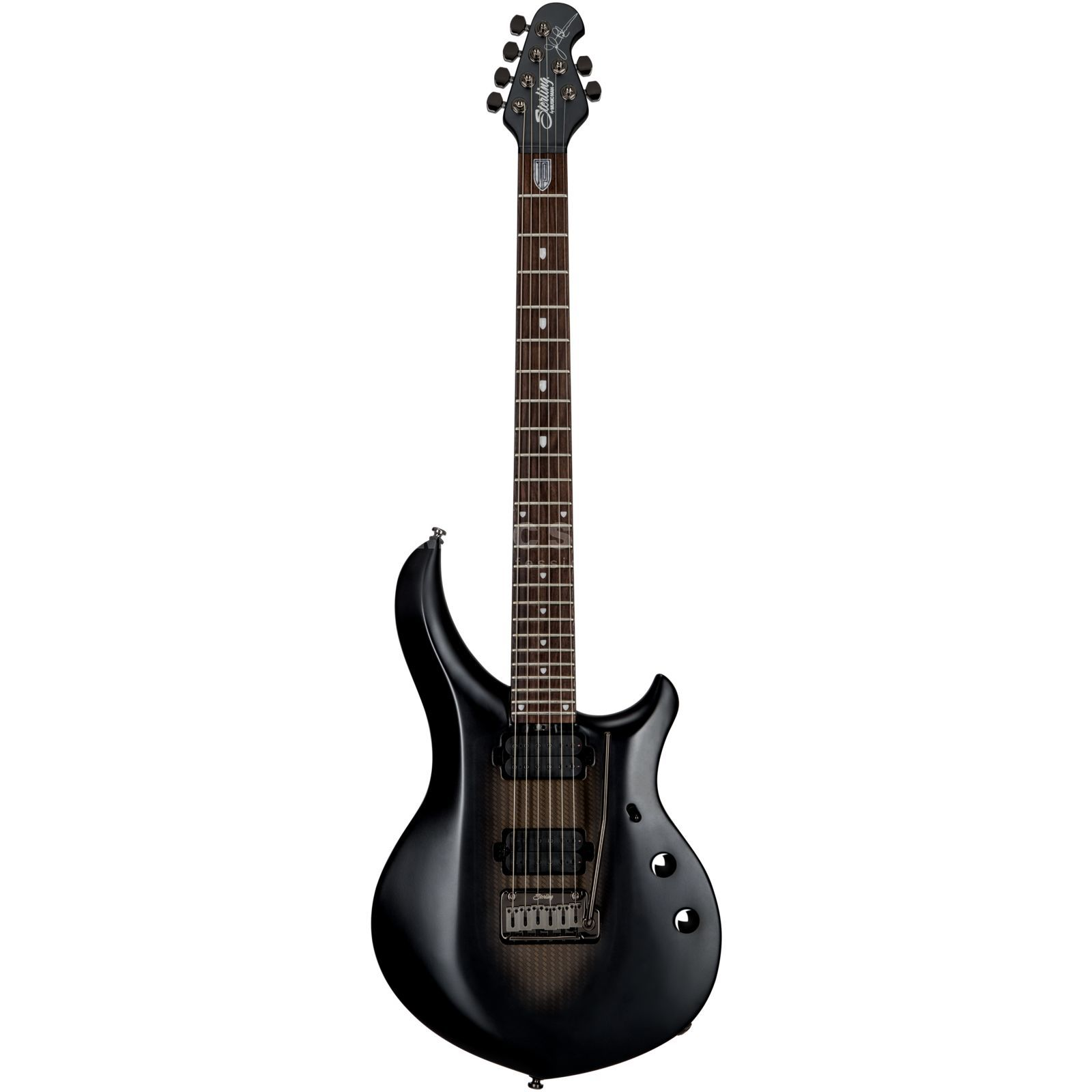 Sterling by Music Man John Petrucci MAJ100 Majesty RW Stealth Black Produktbild