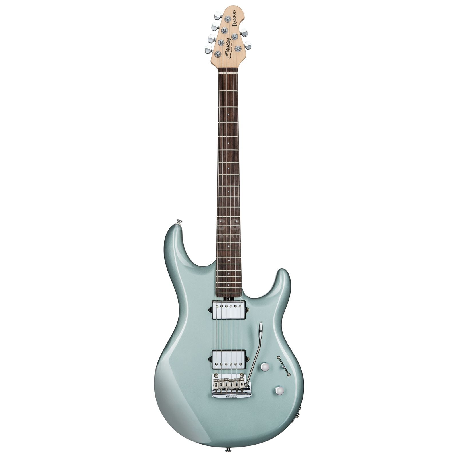 Sterling by Music Man Luke LK100DLKB Steve Lukather  Produktbillede