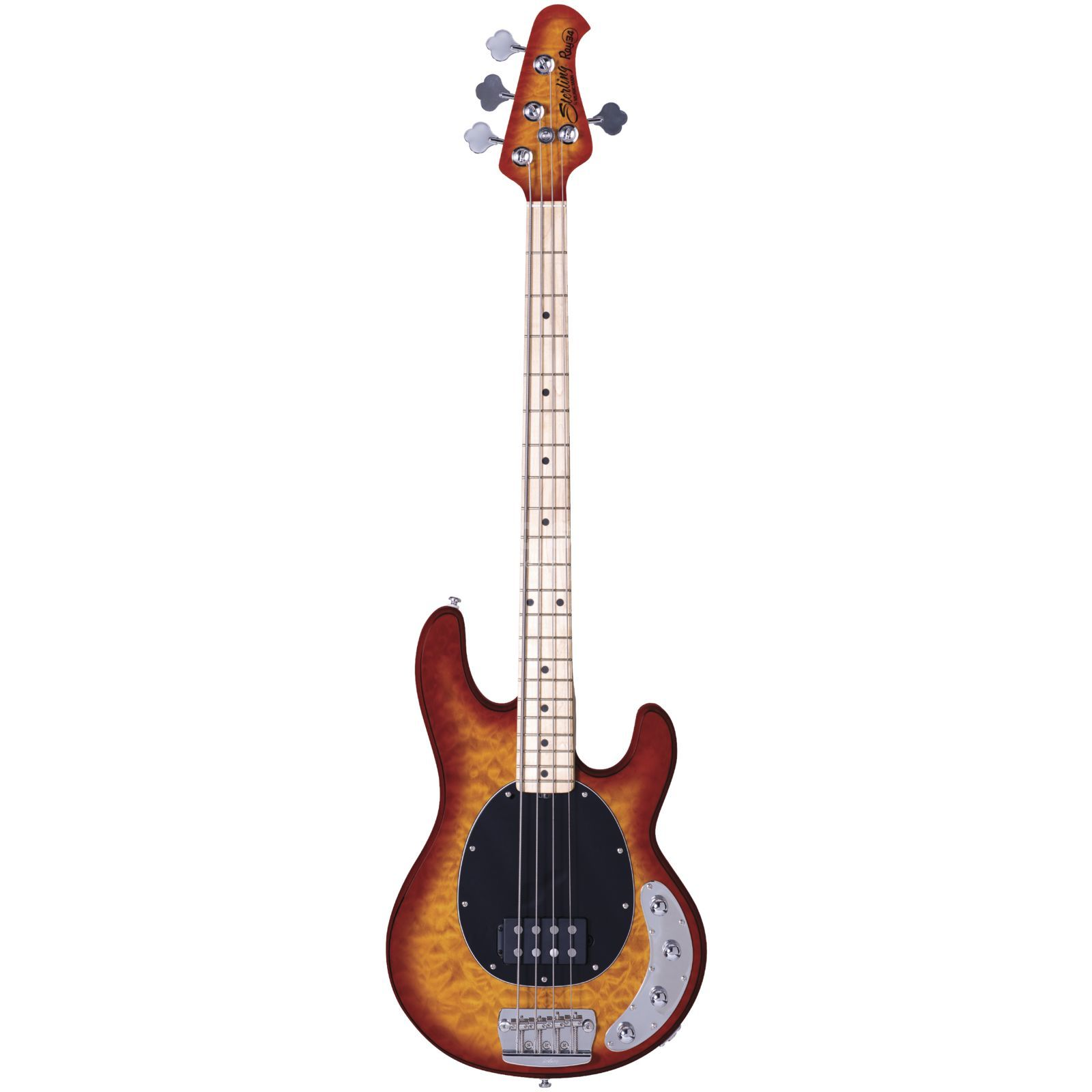 Sterling by Music Man Ray34 MN Honey Burst Produktbillede