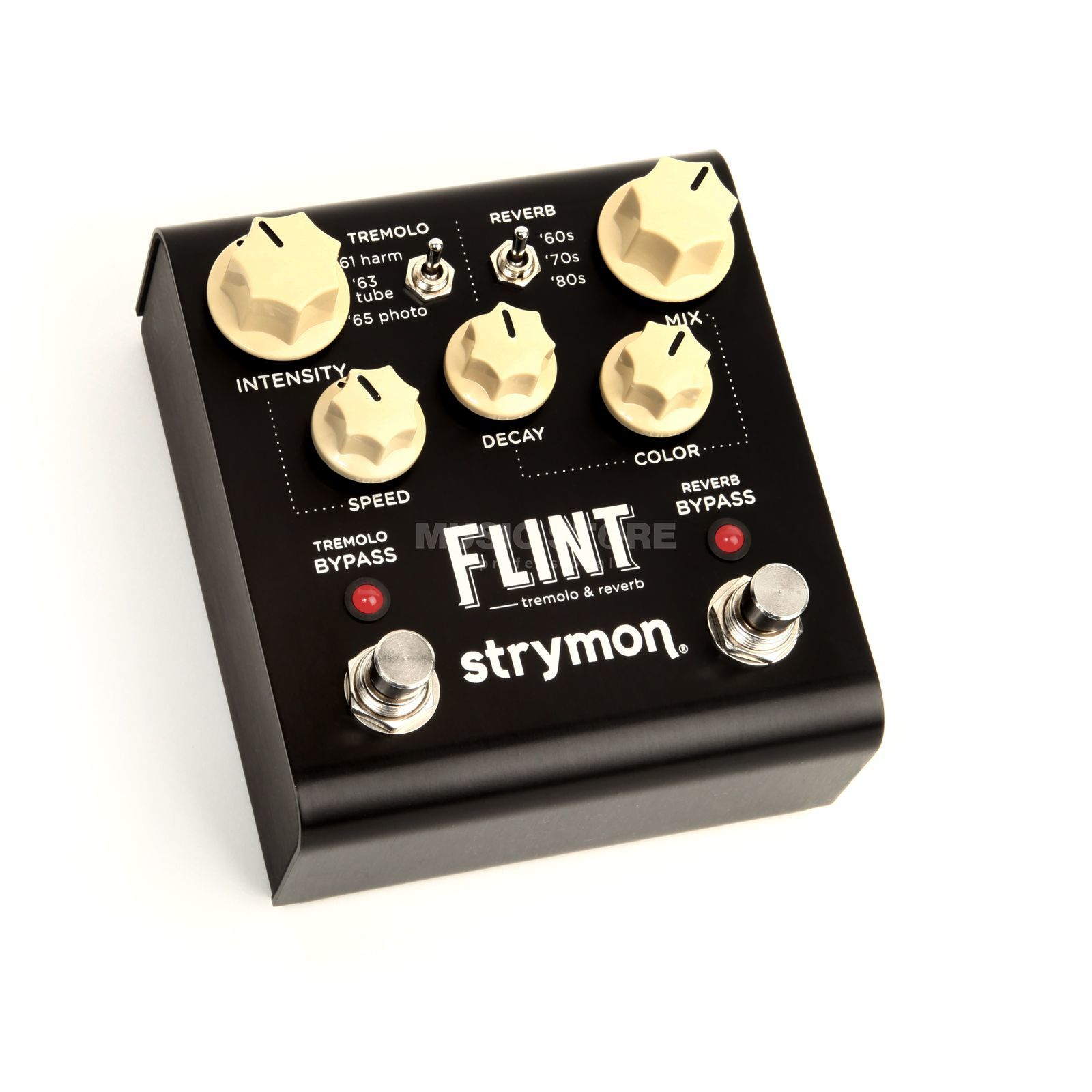 Strymon Flint Tremolo & Reverb Guitar  Effects Pedal   Produktbillede