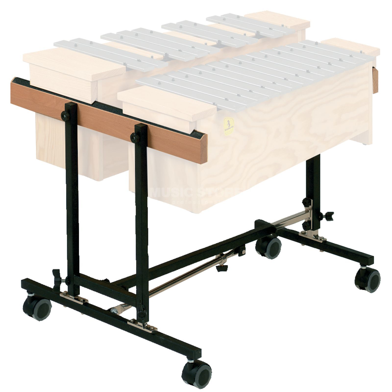 Studio 49 FSC Metallo- + Xylophone Stand f. two-rowed instruments Product Image