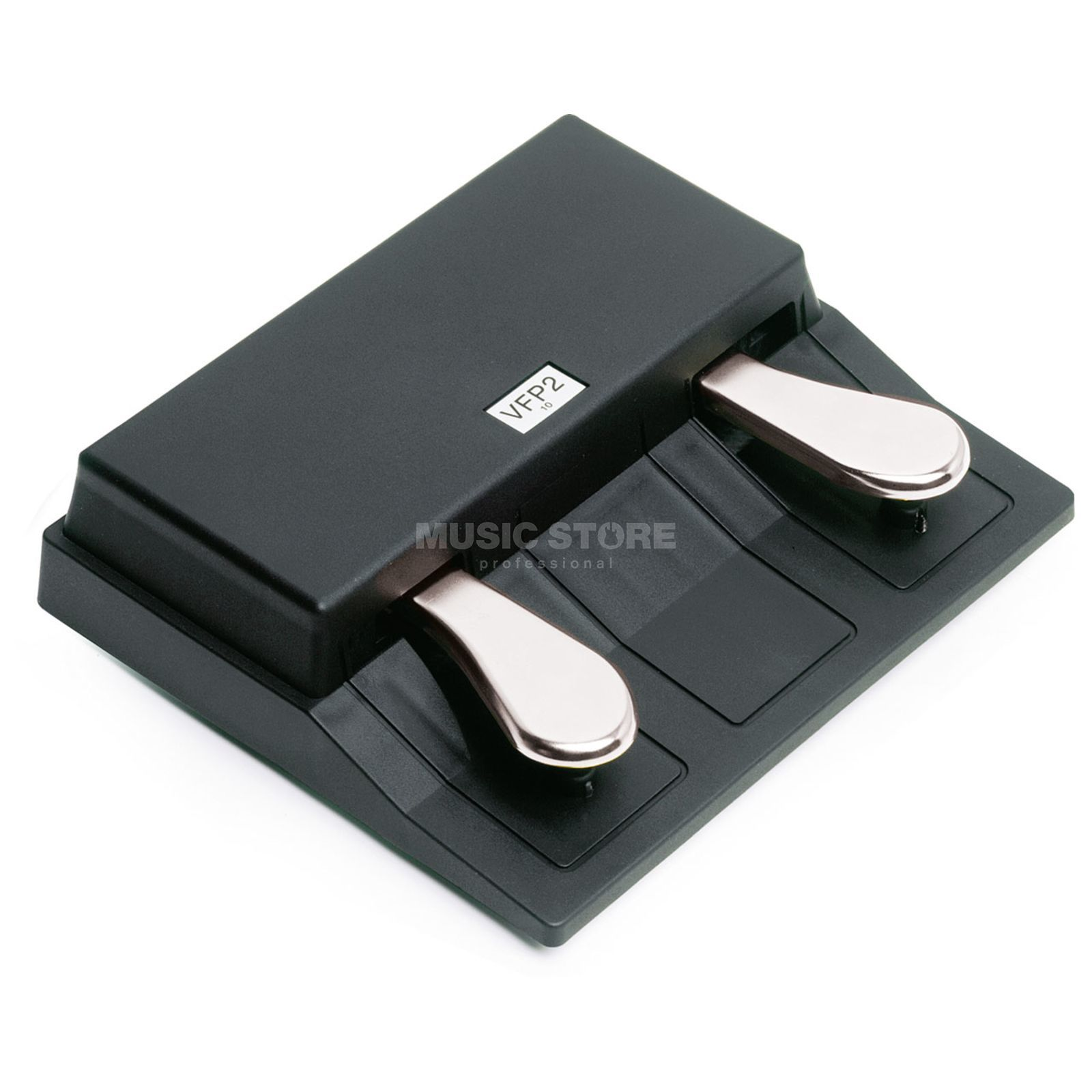 Studiologic VFP-2/10M Double Piano-Style Sustain Pedal Produktbillede