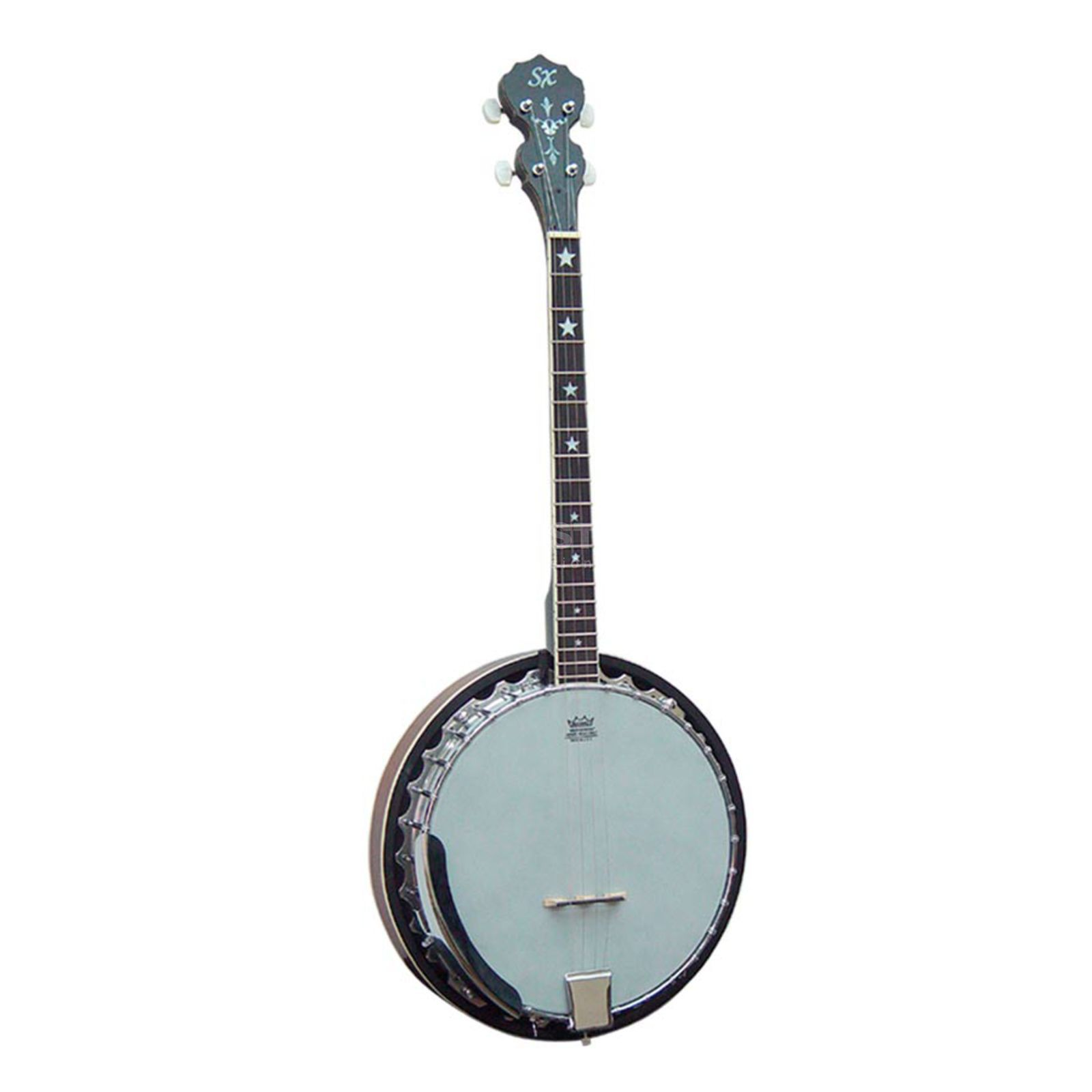 SX Guitars 4 String Tenor Banjo VSB Vintage Sunburst
