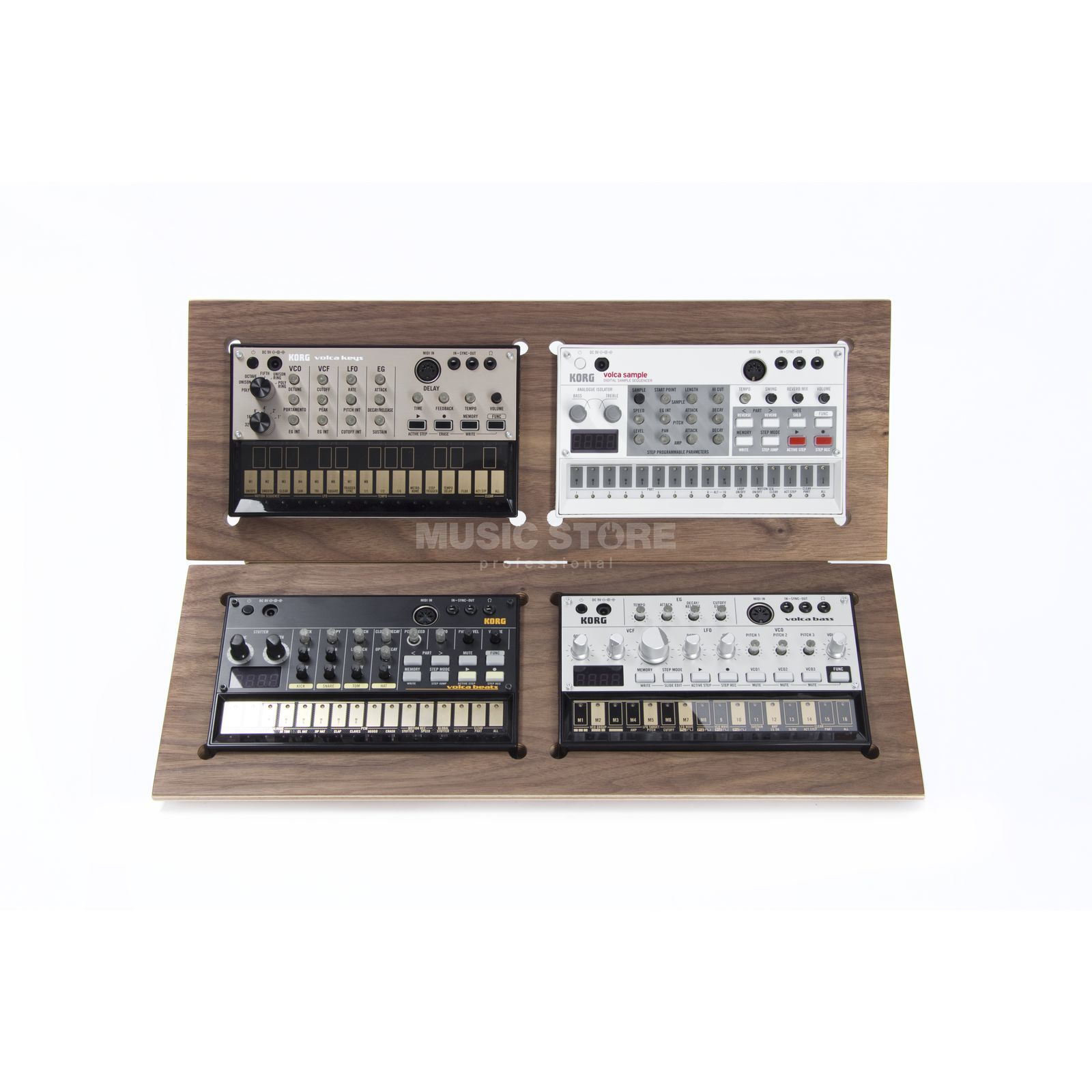 Synave Volca Stand Display for 2 Volca GrooveSpeakers Produktbillede