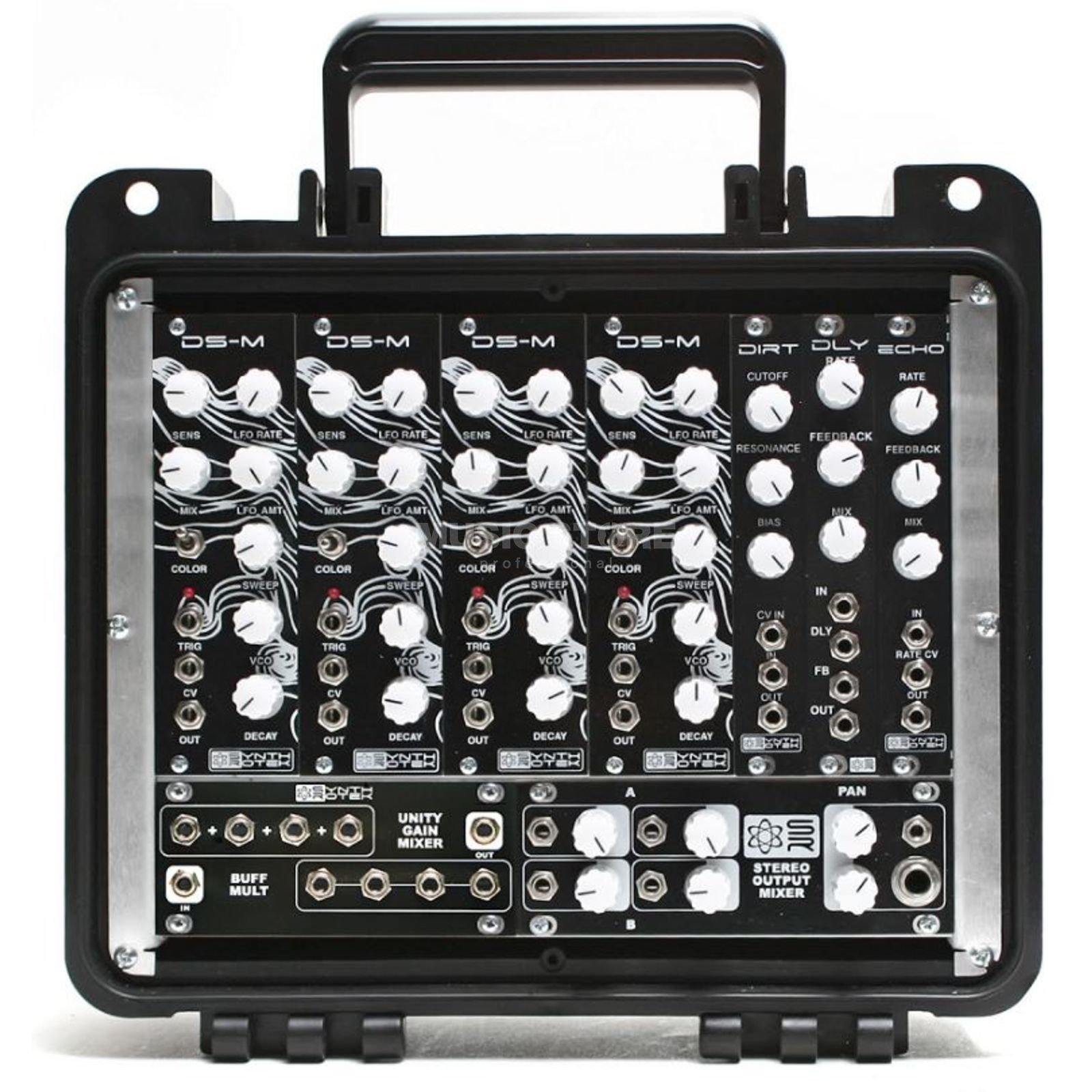 Synthrotek Analog Drum Synth System Produktbillede