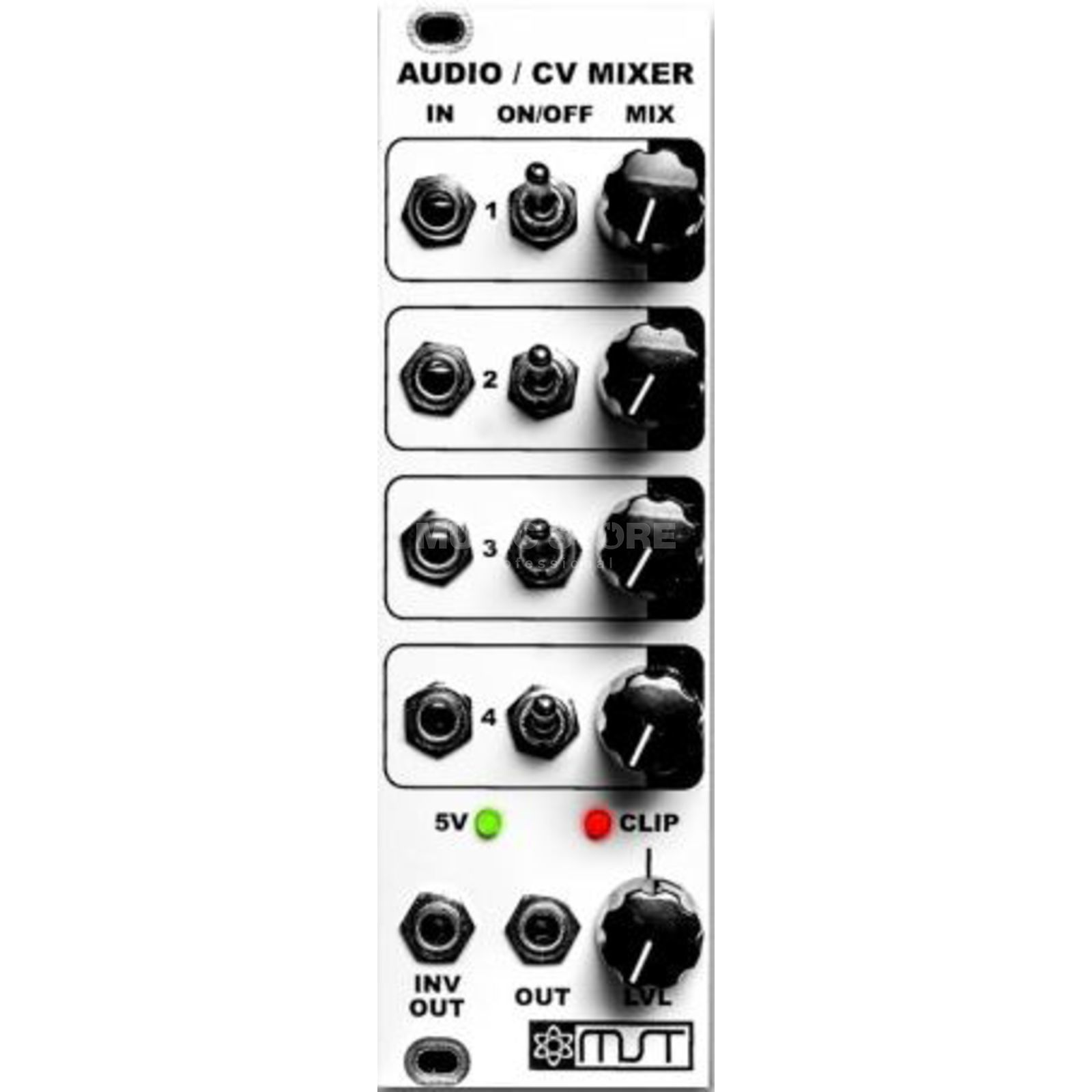 Synthrotek MST 4-Channel Mixer Product Image