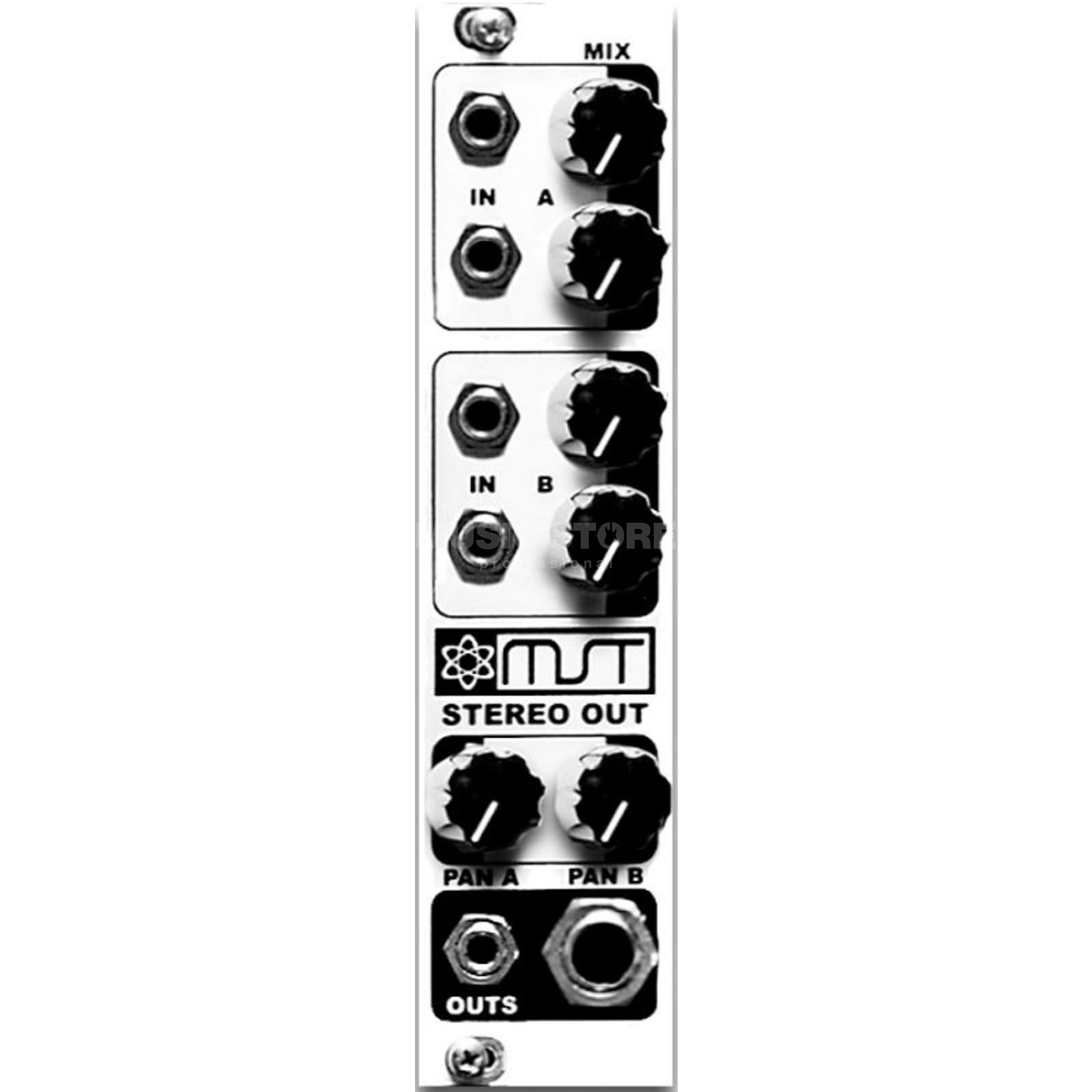 Synthrotek MST Stereo Output Mixer Product Image