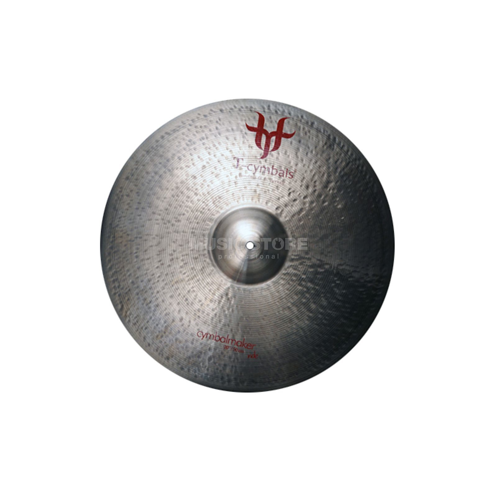 "T-Cymbals Cymbalmaker Ride 22""  Product Image"