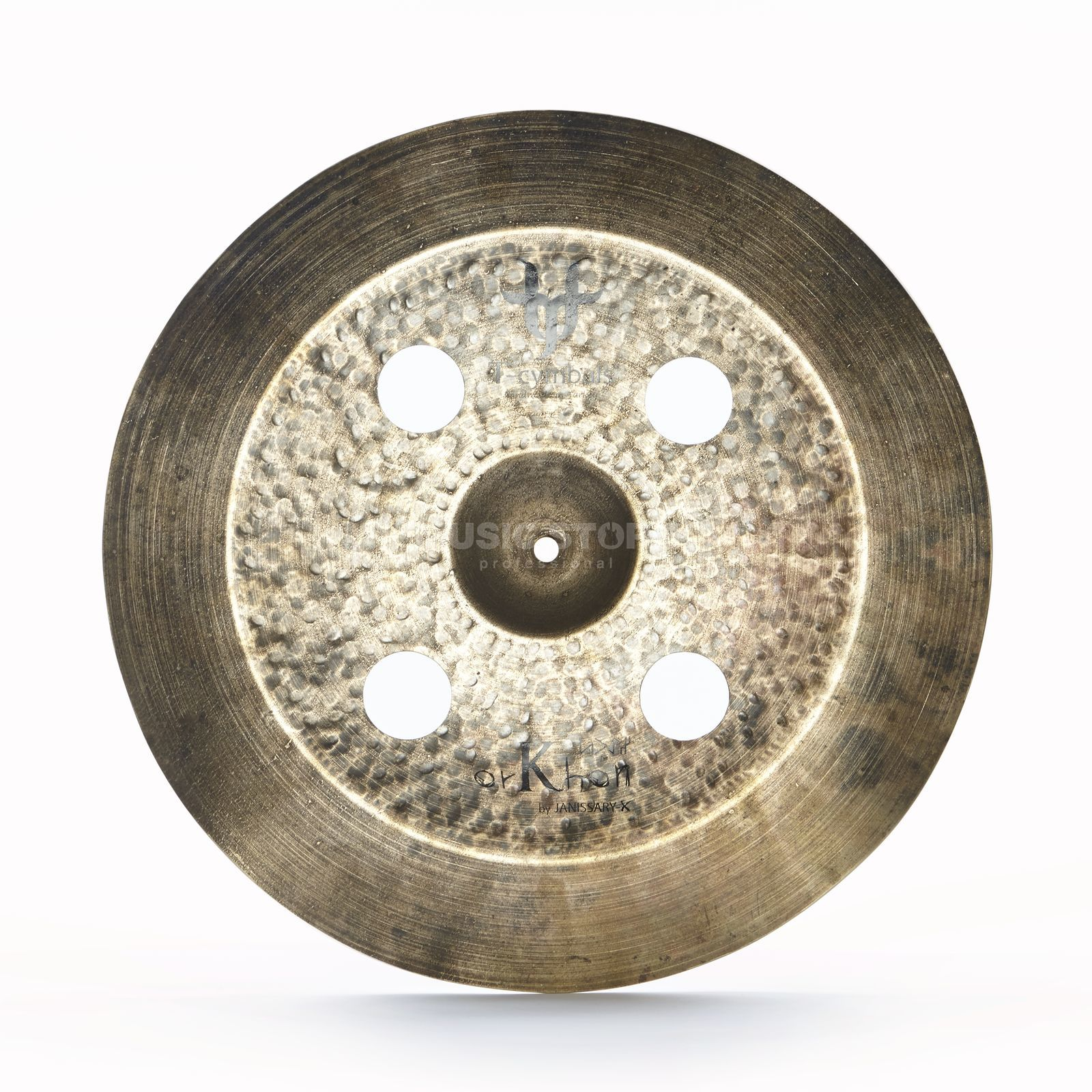 "T-Cymbals Janissary-X Orkhon China 18"" Produktbillede"
