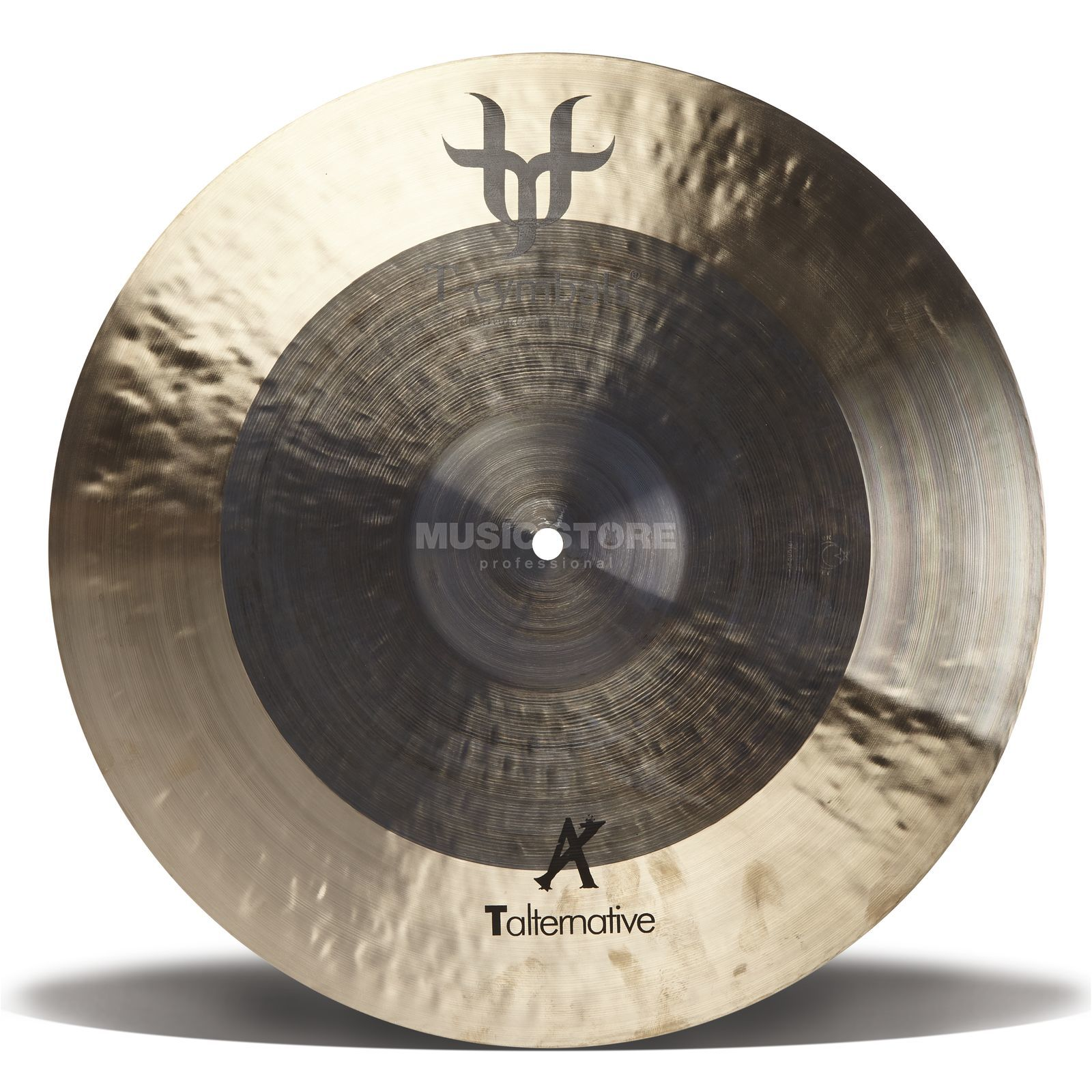 "T-Cymbals T-Alternative Light Crash 18"" Product Image"