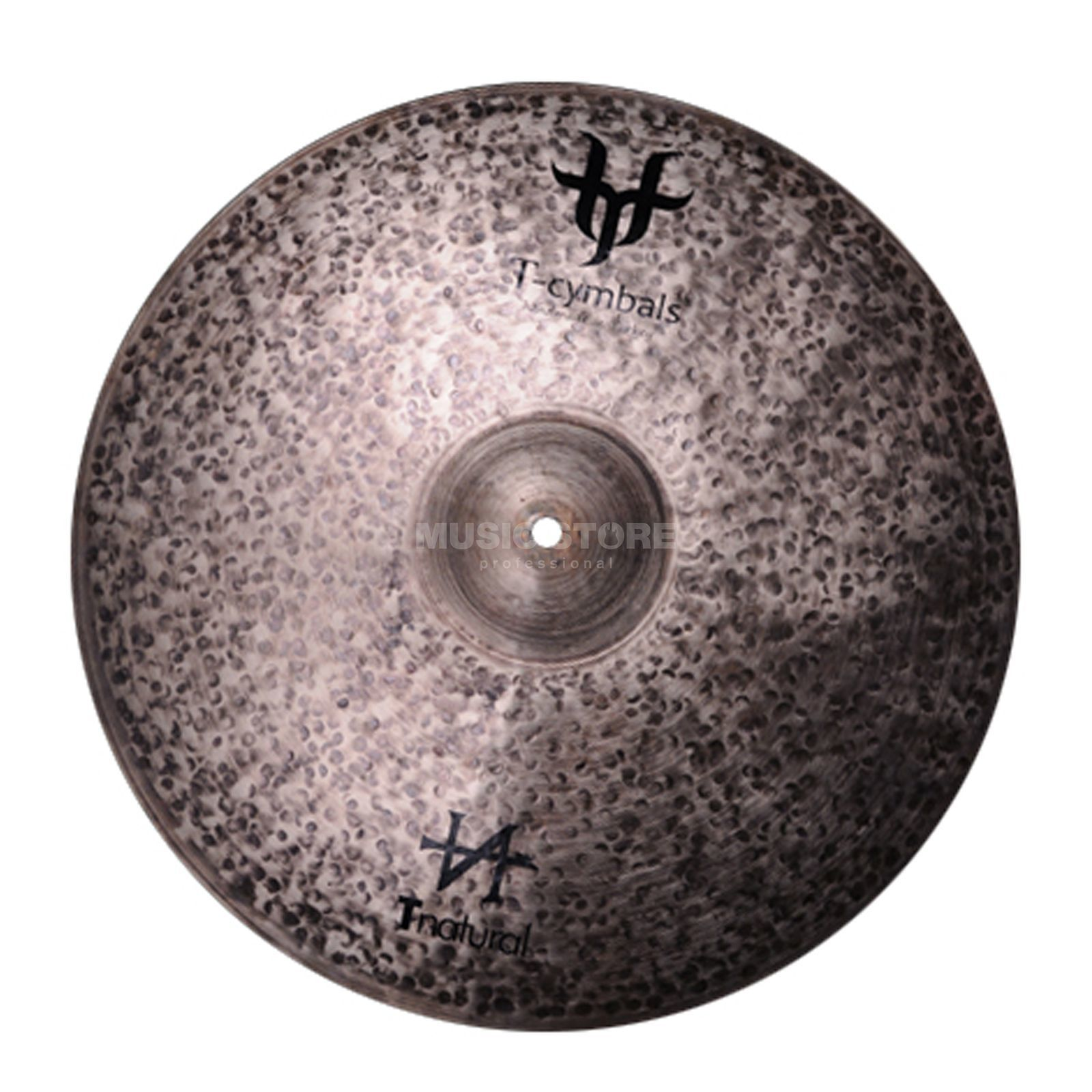"T-Cymbals T-Natural Crash Ride 19""  Produktbillede"