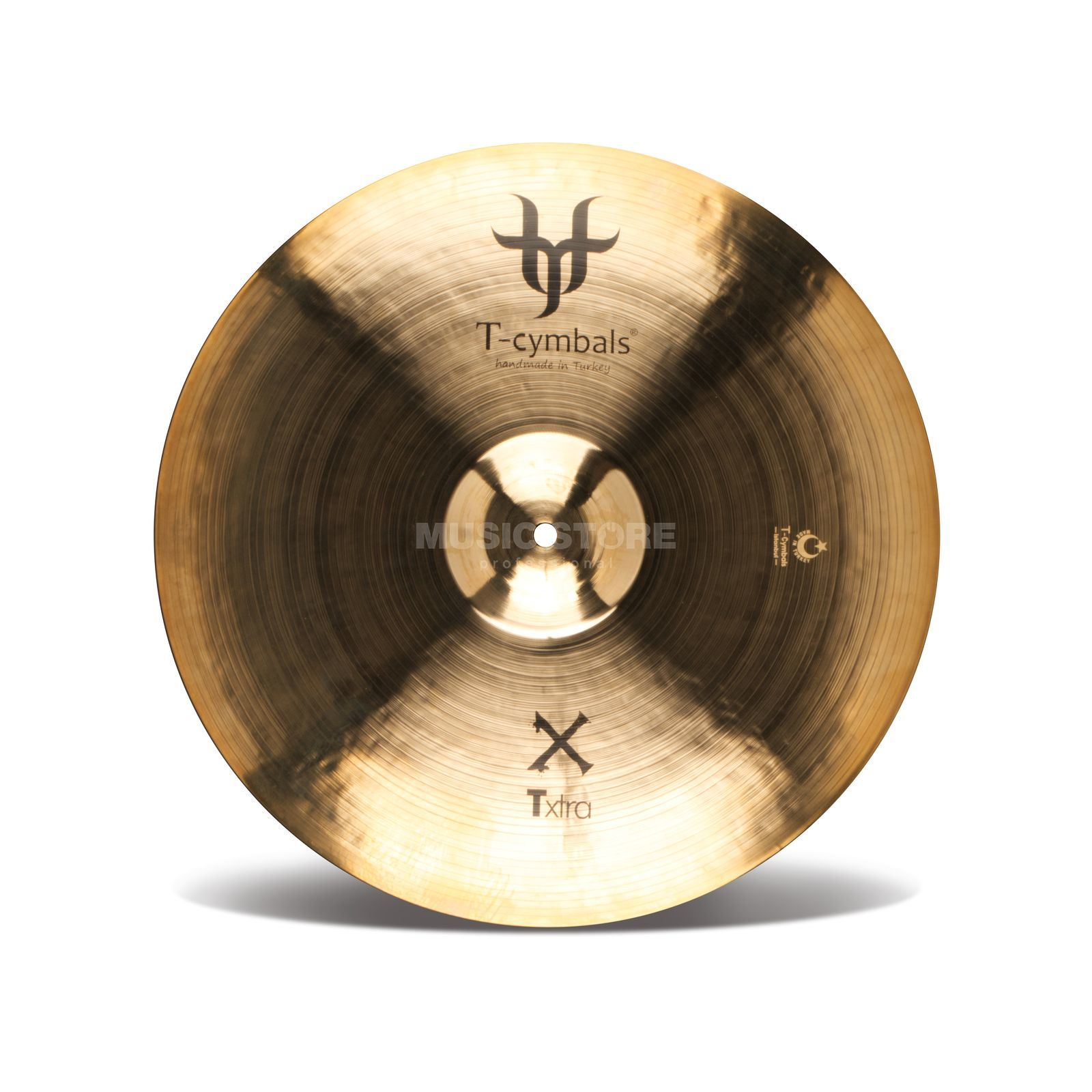 "T-Cymbals T-Xtra Light Crash 17"" Produktbillede"