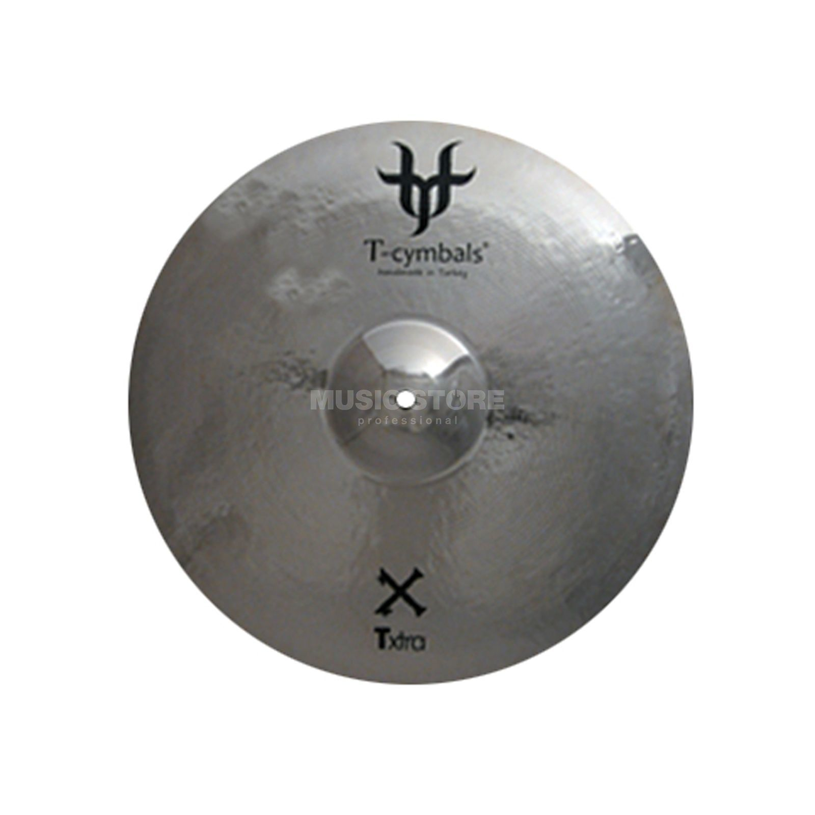 "T-Cymbals T-Xtra Medium Crash 16""  Produktbild"