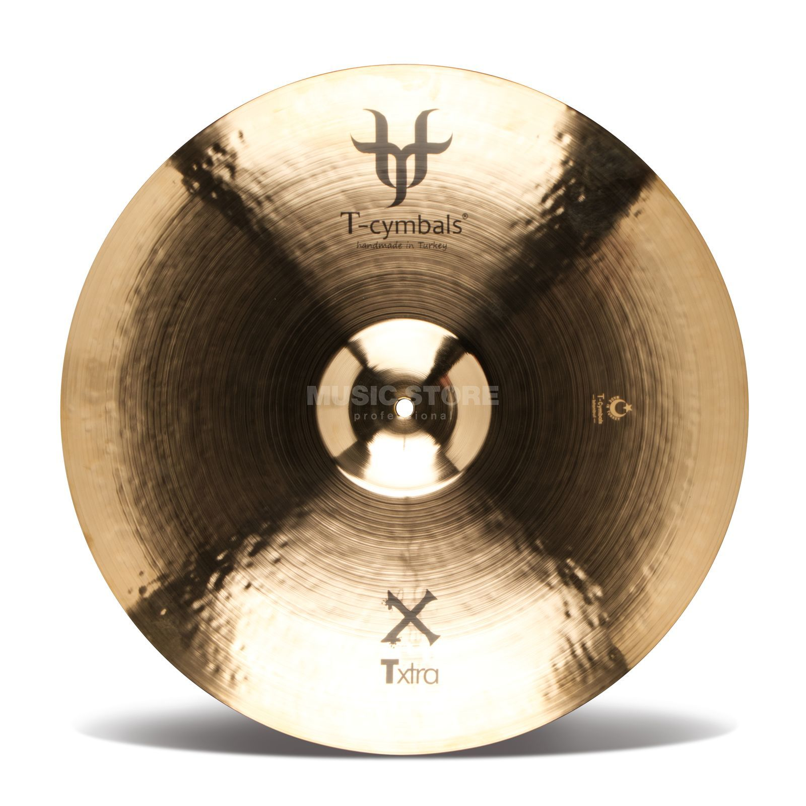 "T-Cymbals T-Xtra Medium Ride 20"" Produktbild"