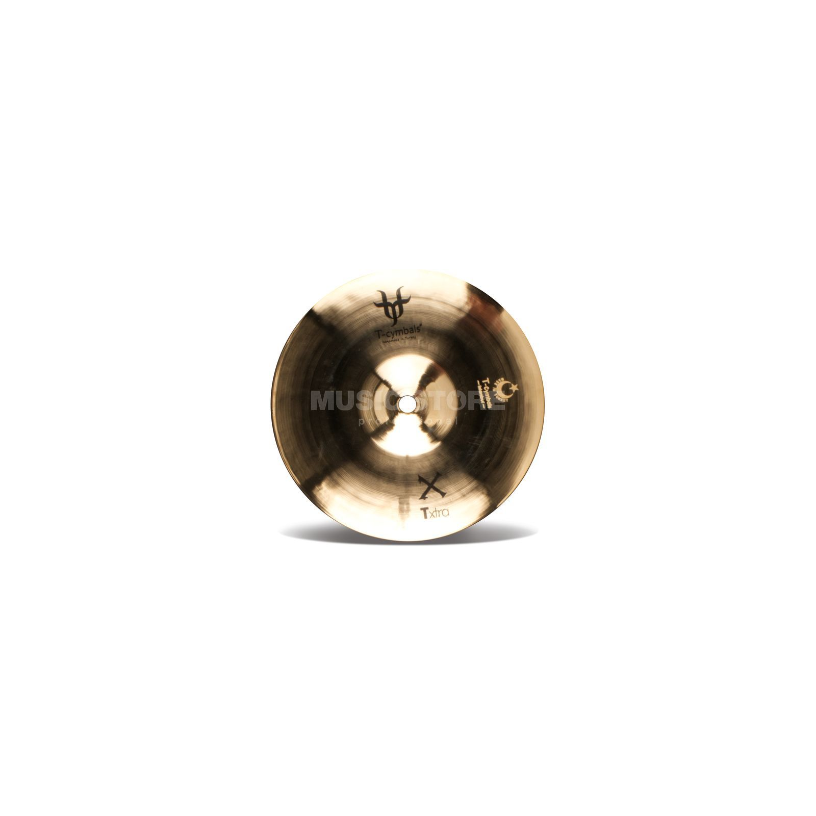"T-Cymbals T-Xtra Splash 8""  Product Image"