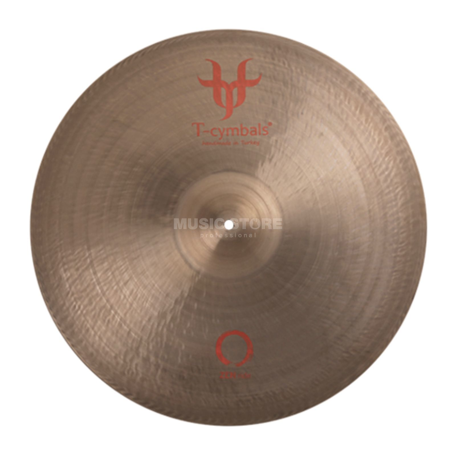 "T-Cymbals Zen Ride 21"" Product Image"