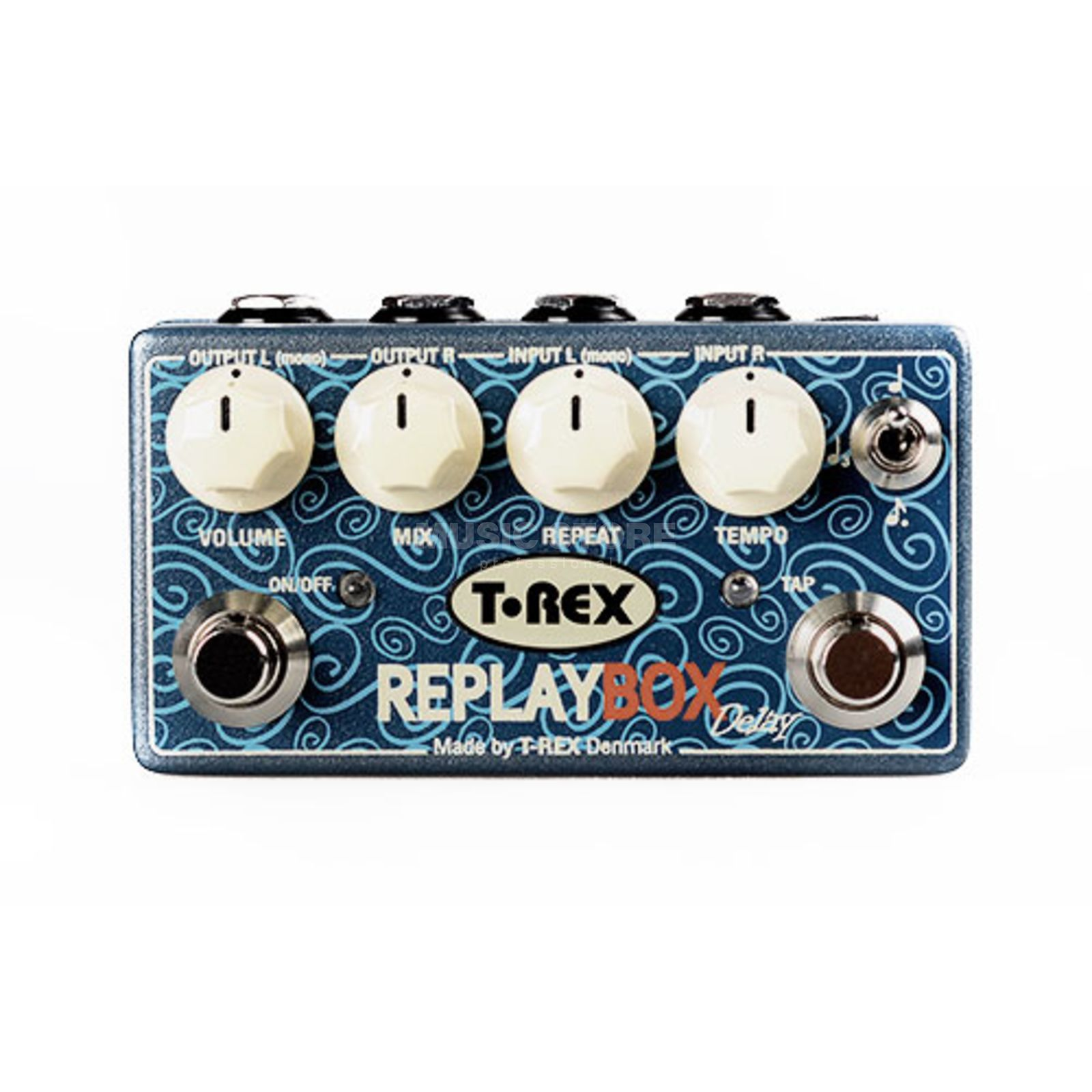 T-Rex Replay Box Delay Produktbild