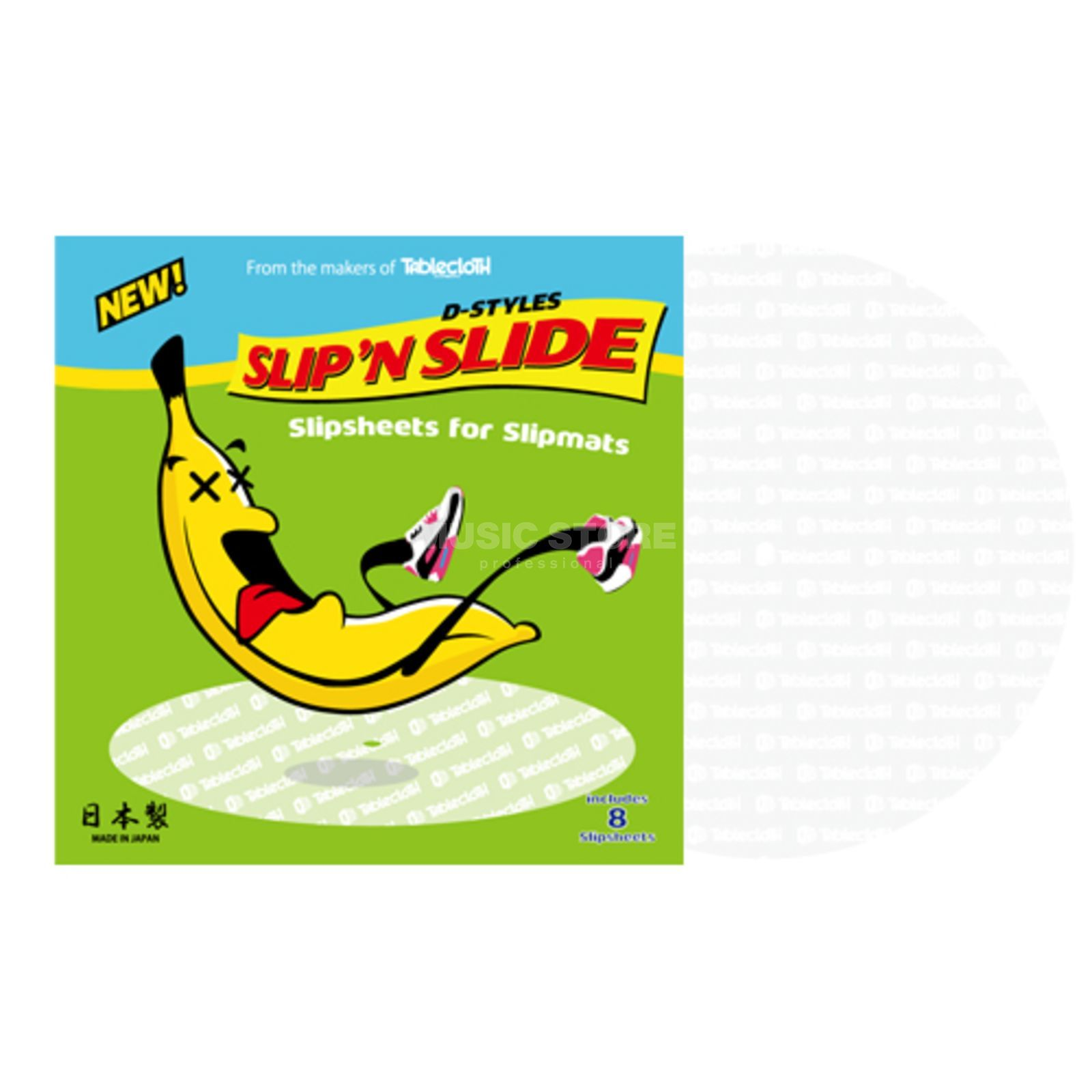 Tablecloth D-Style Slip…n Slide 8x Slipsheets for Slipmats Produktbillede