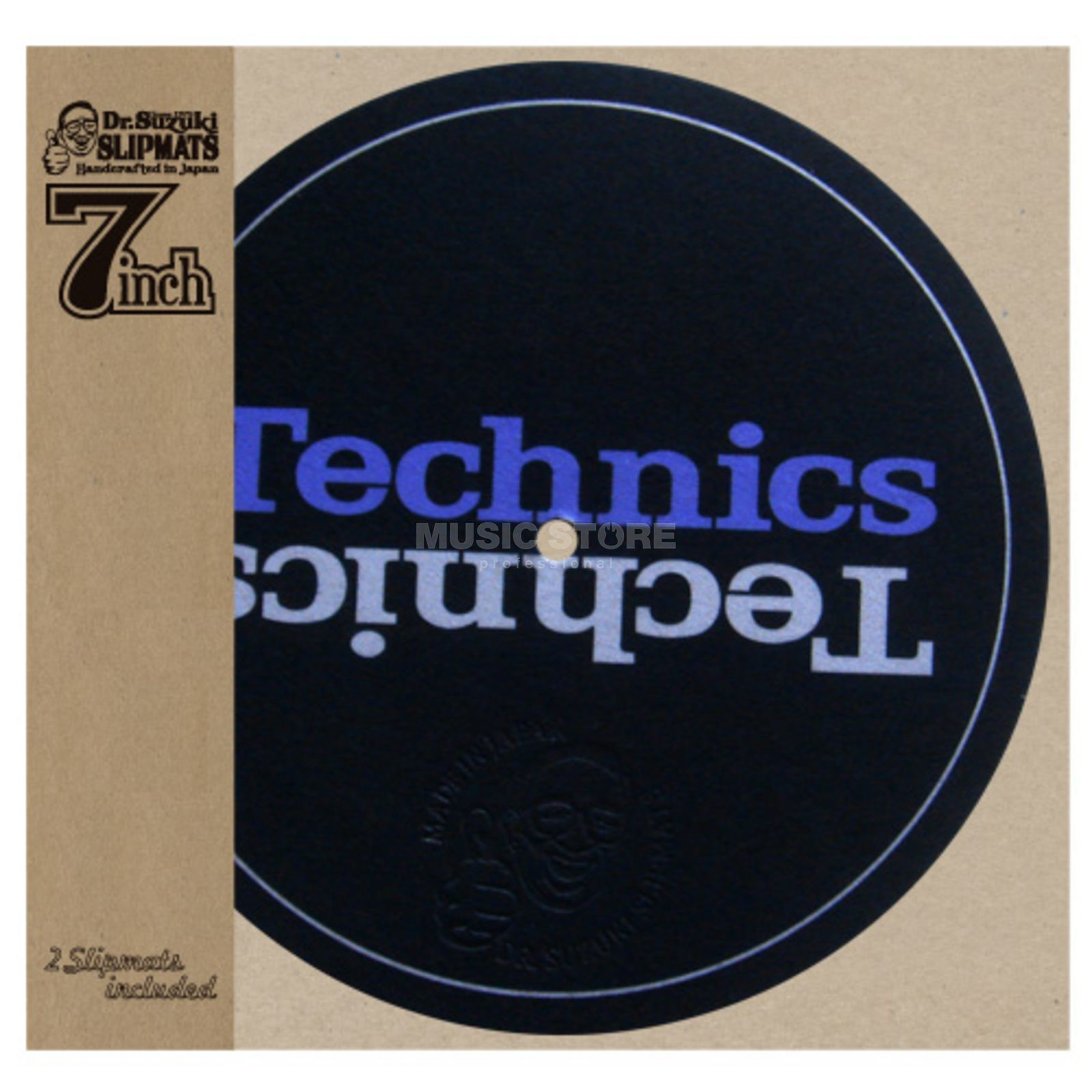 "Tablecloth Dr. Suzuki 7"" Mix Edition Slipmats Technics (paar) Imagem do produto"