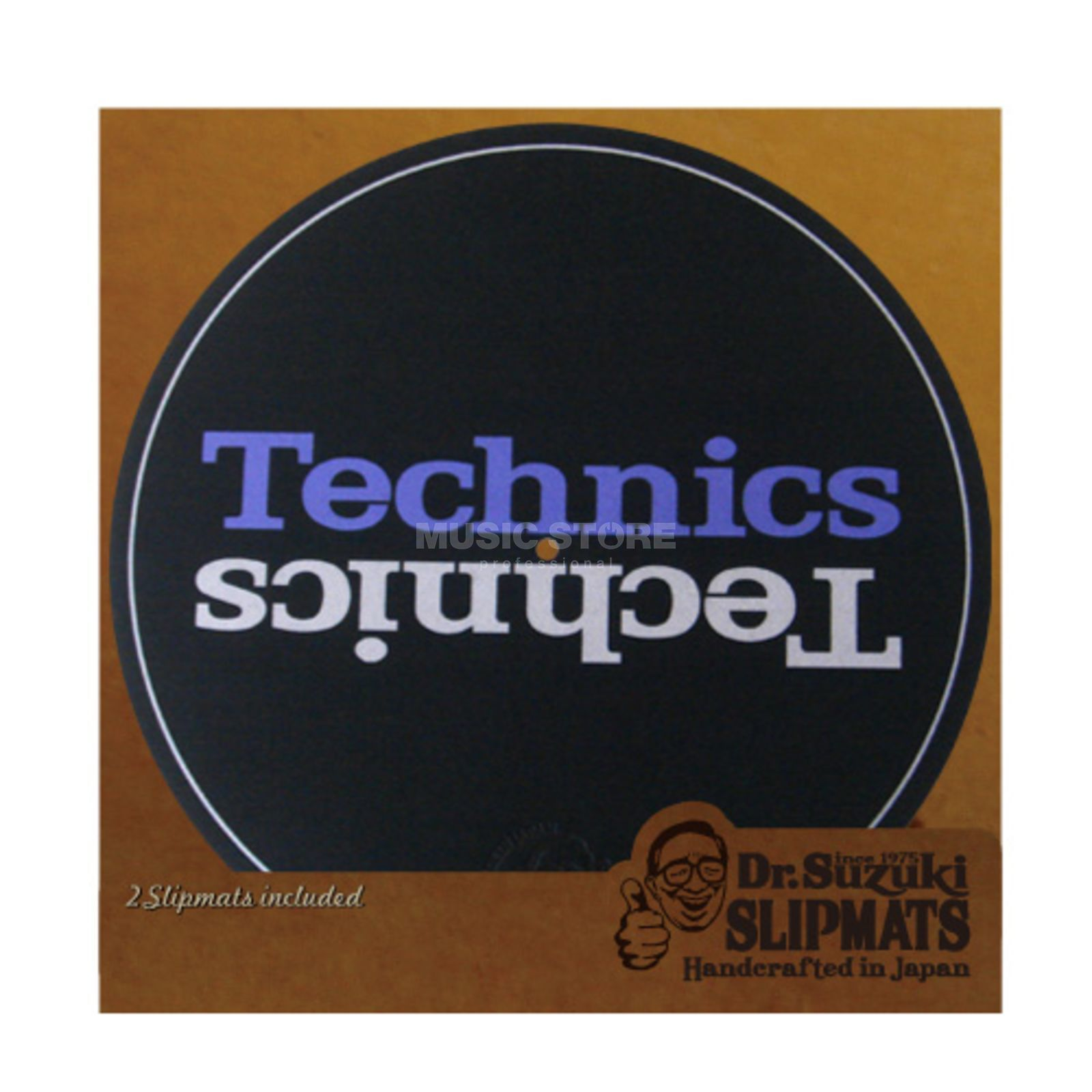 Tablecloth Dr.Suzuki Mix Edition Slipmats Technics (paar) Produktbild