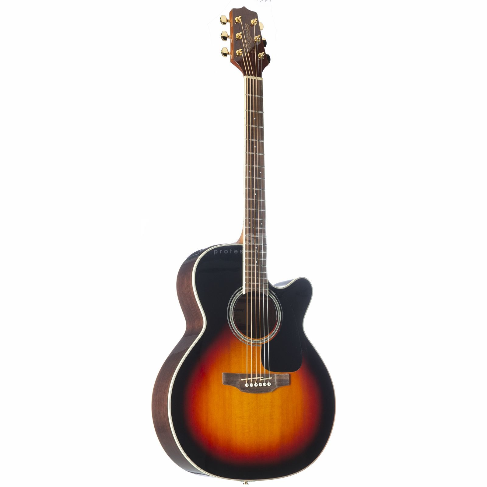 Takamine GN51CE-BSB Brown Sunburst Product Image