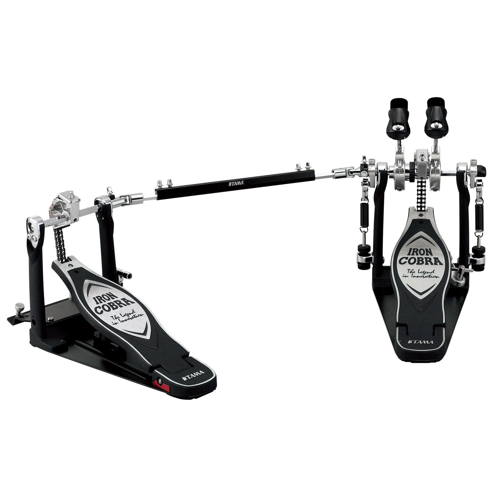 Tama Doppelpedal Iron Cobra, HP900PWN, Power Glide Product Image