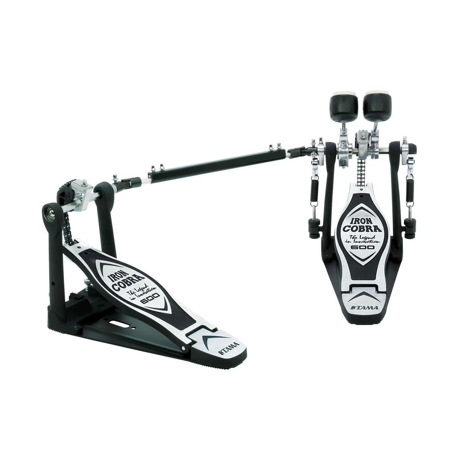 Tama Double Kick Pedal Iron Cobra, HP600DTW, Duo Glide Produktbillede