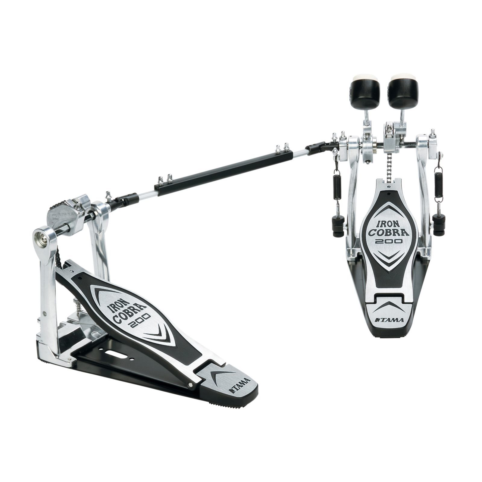 Tama Double Pedal Iron Cobra, HP200PTW, Power Glide Produktbillede