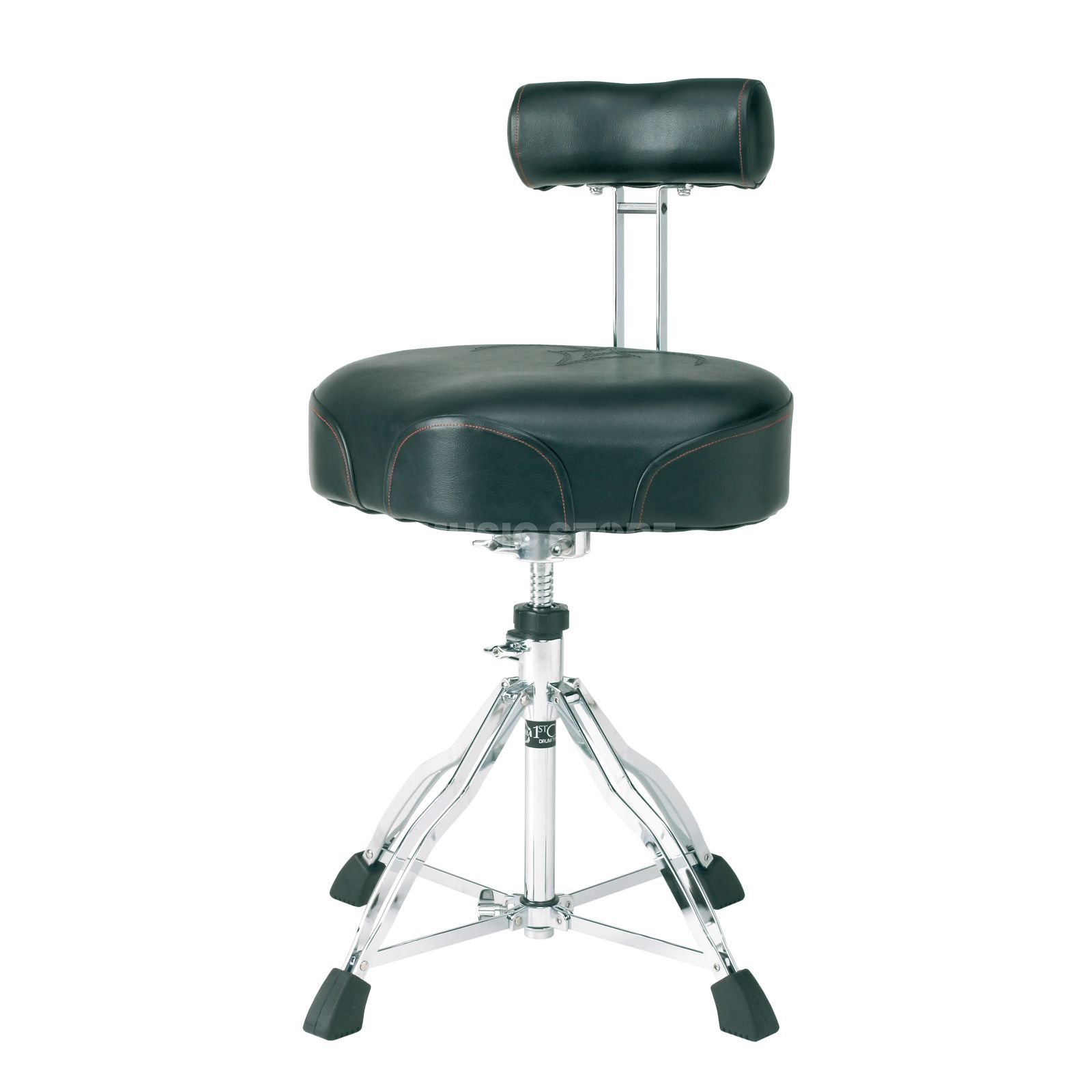 Tama Drum Throne HT741, 1st Chair, w/ backrest Produktbillede