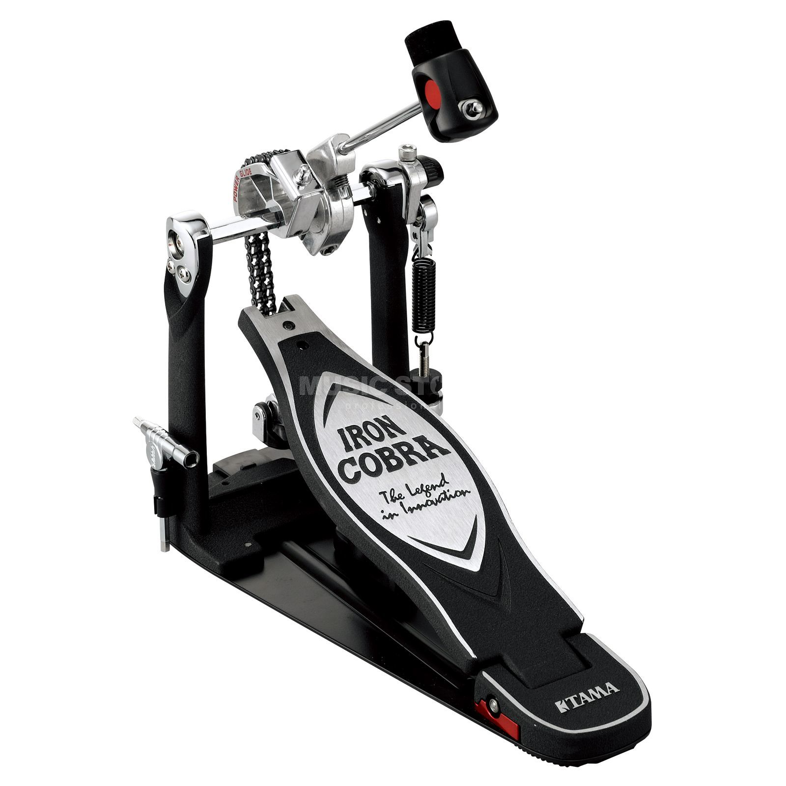 Tama Einzelpedal Iron Cobra, HP900PN, Power Glide Product Image
