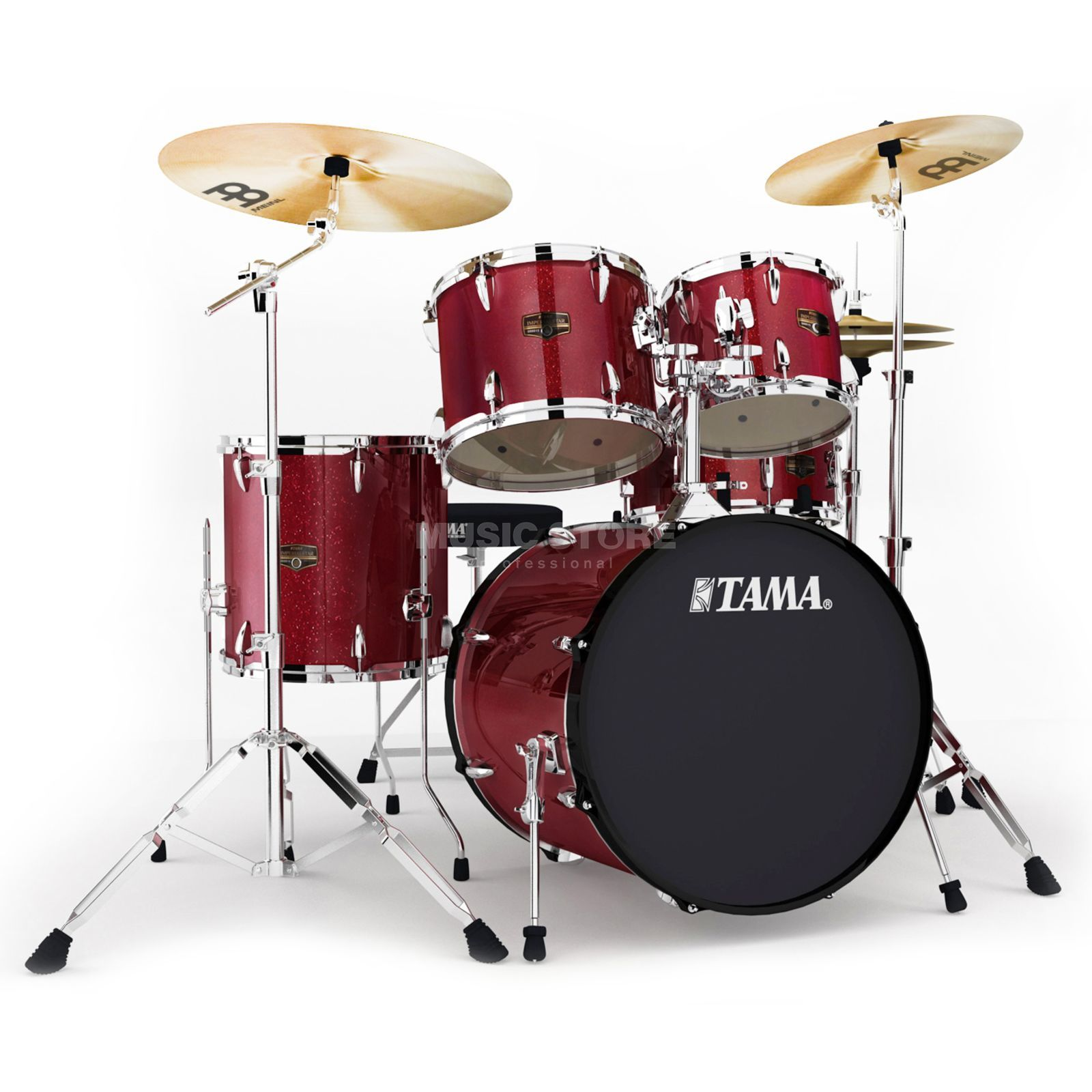 Tama Imperialstar IP50H6, Candy Apple Mist #CPM Produktbillede